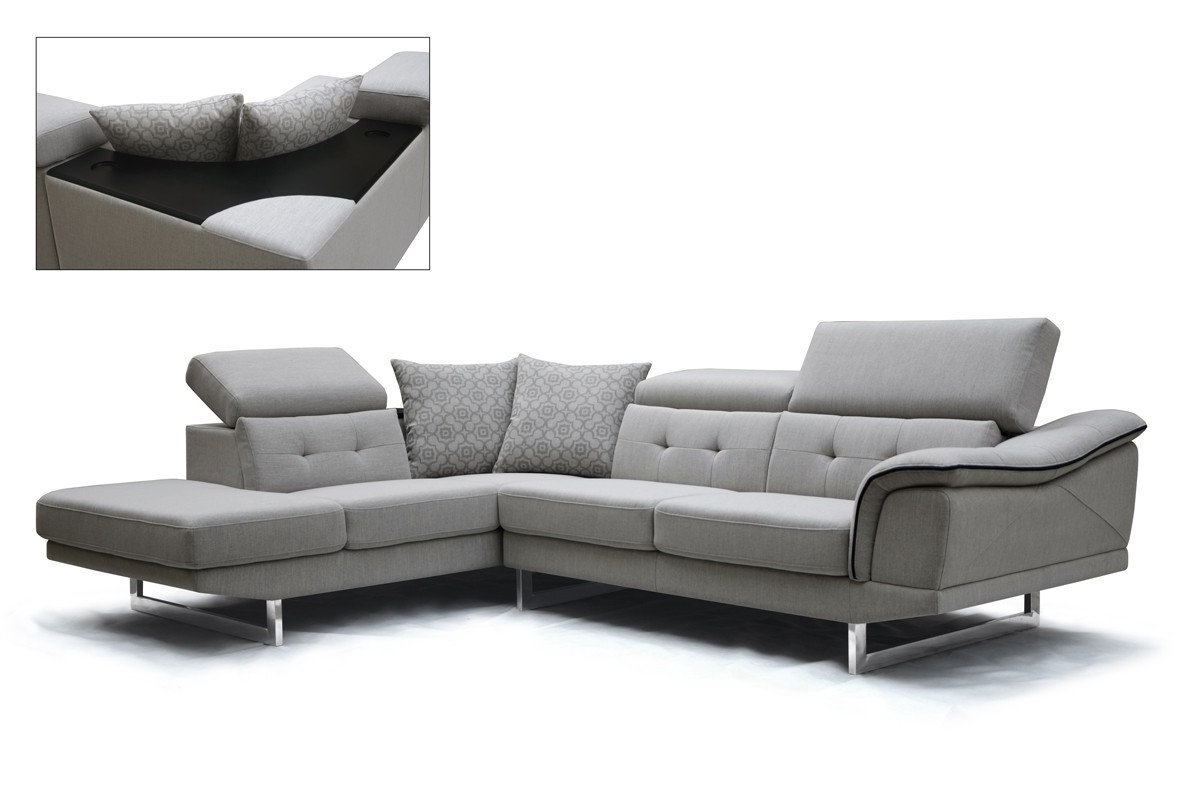 Modern Sectional Sofas Inside Well Known Sectional Sofa Design: Amazing Sectional Modern Sofa Ikea White (View 9 of 20)