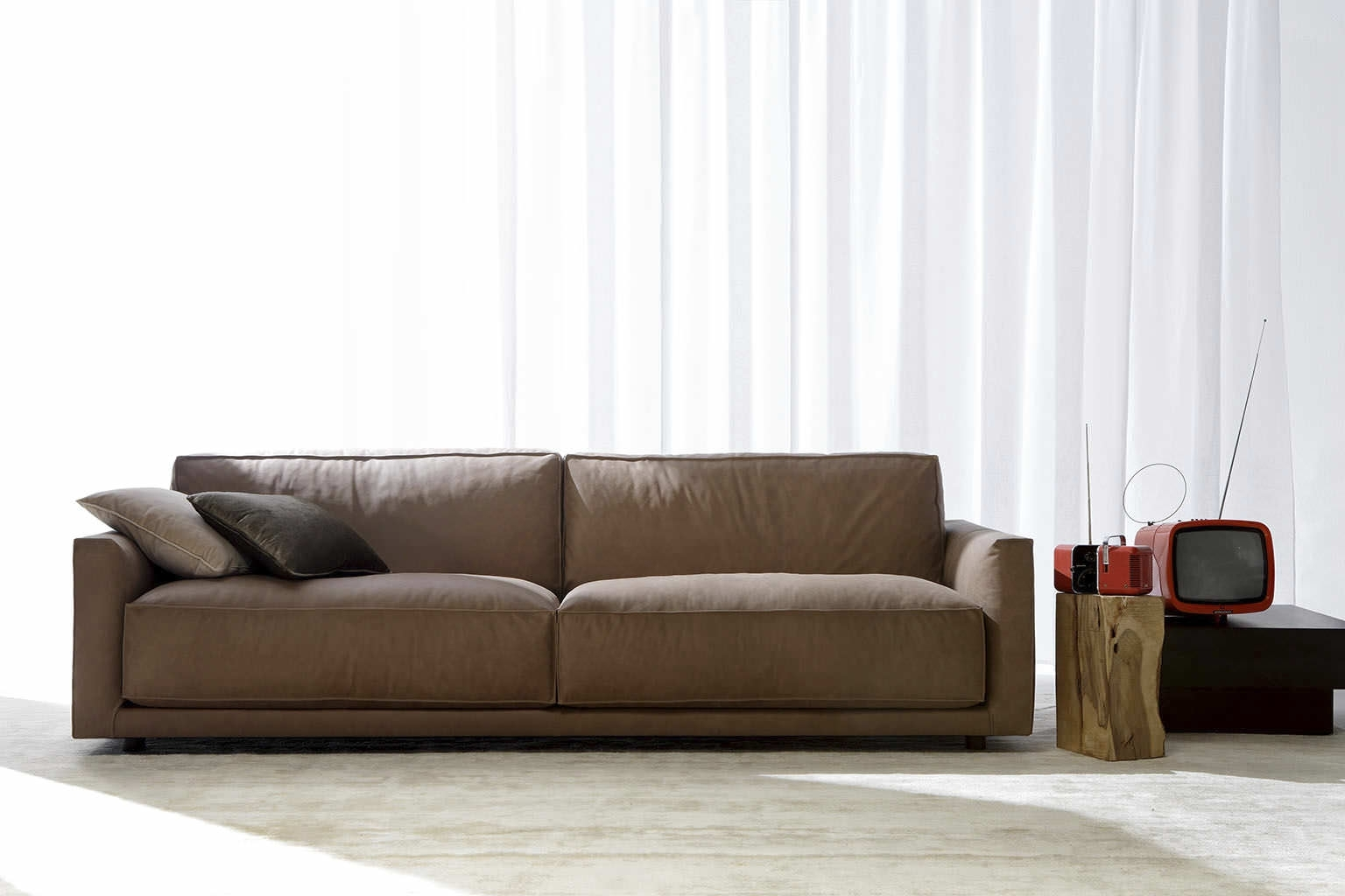 Modern Sofas In Well Liked Modern Sofa Leather Sofas New Ideas And (View 11 of 20)