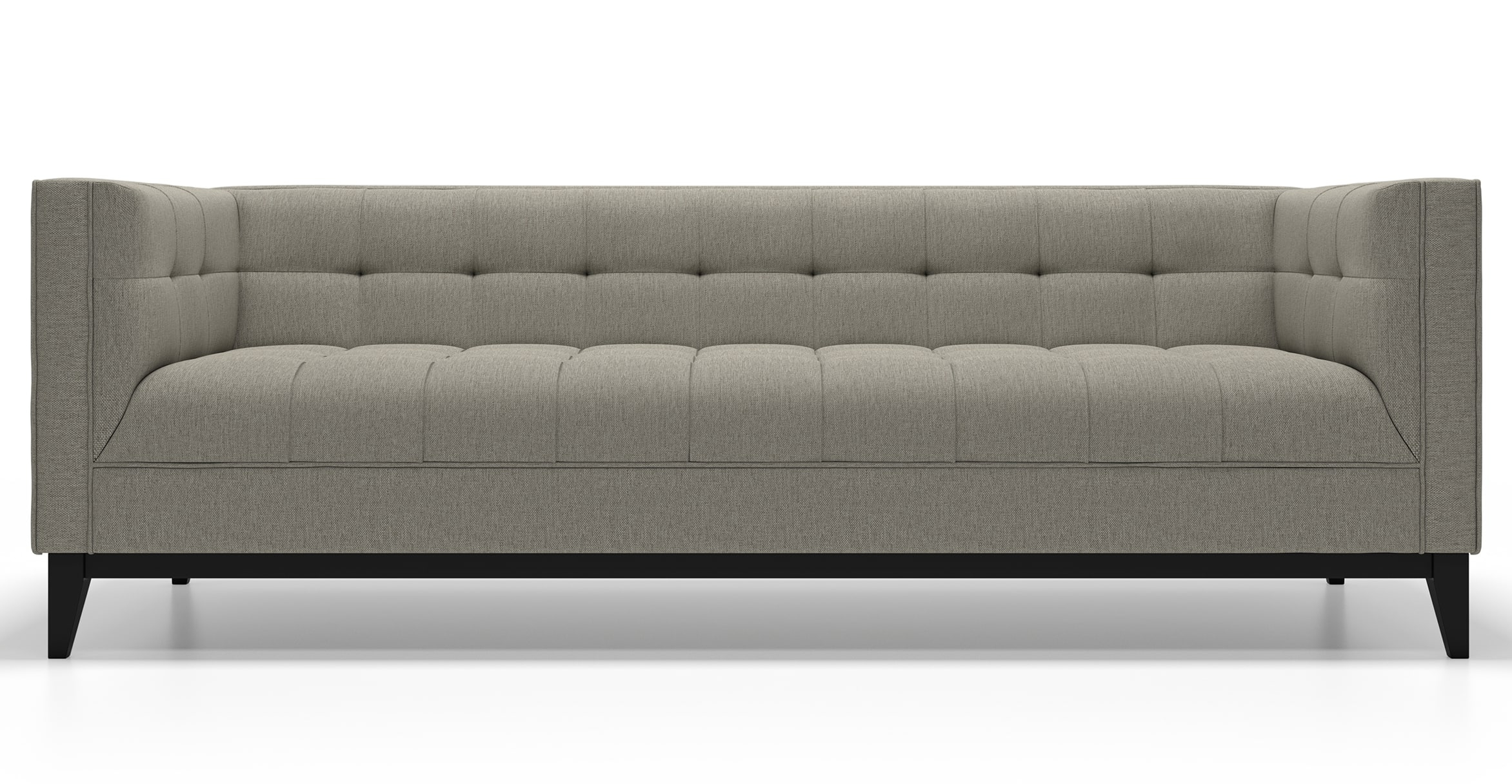 Modern Sofas Regarding Most Current Mid Century Modern Sofas, Alcott In Fabric (View 13 of 20)