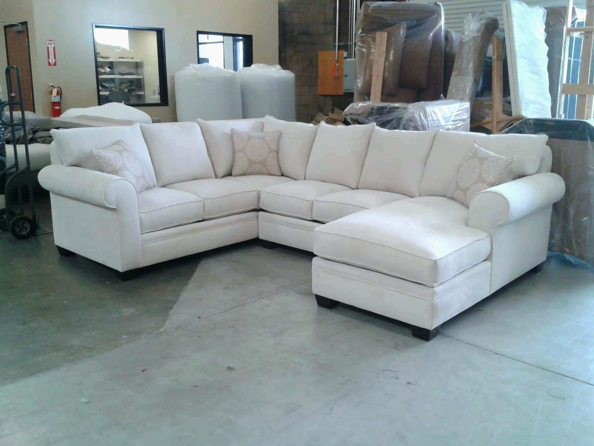 Modern U Shaped Sectionals Inside Latest Sofa Awesome 47 New
