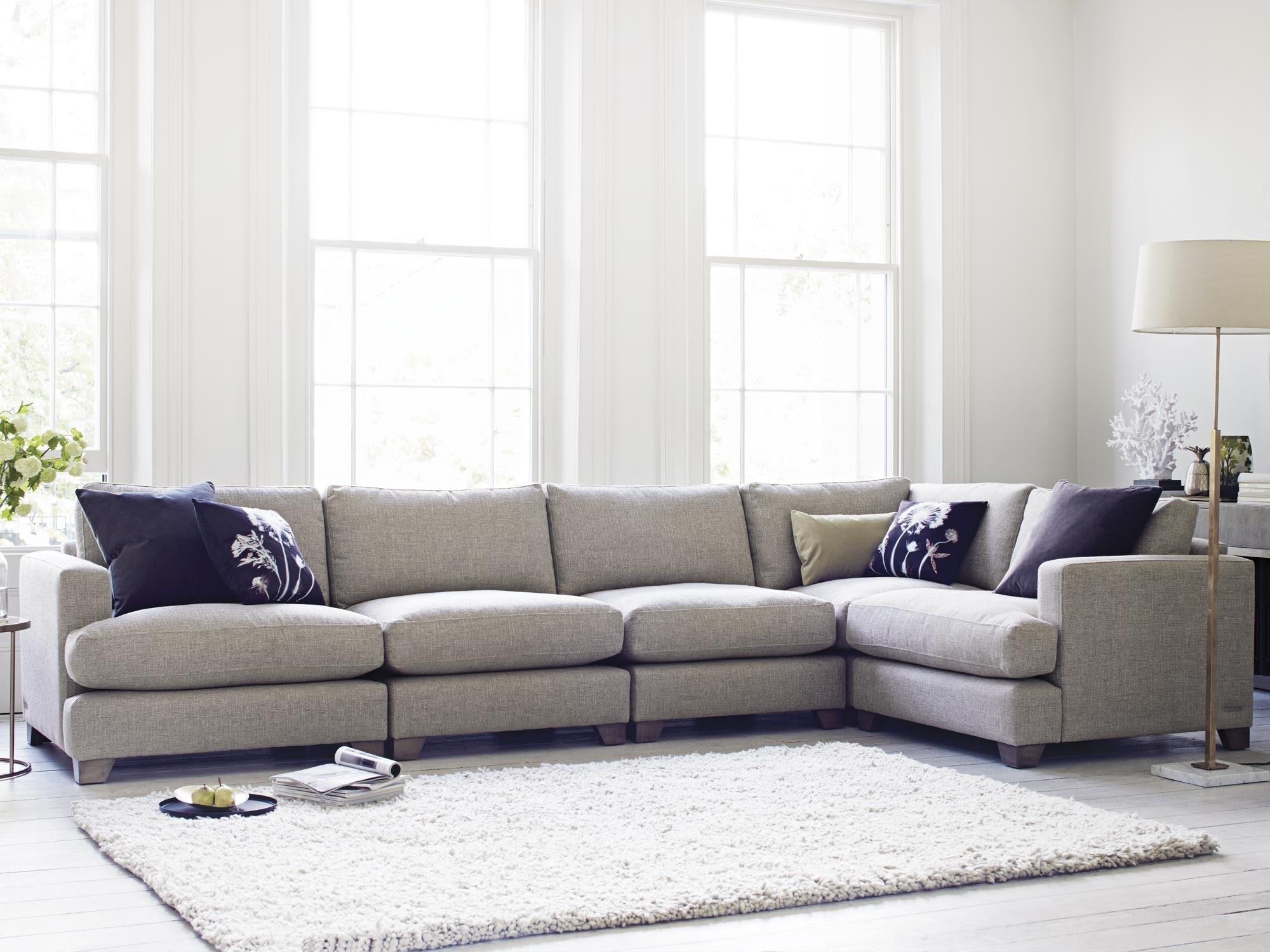 Modular Corner Sofa (View 3 of 20)