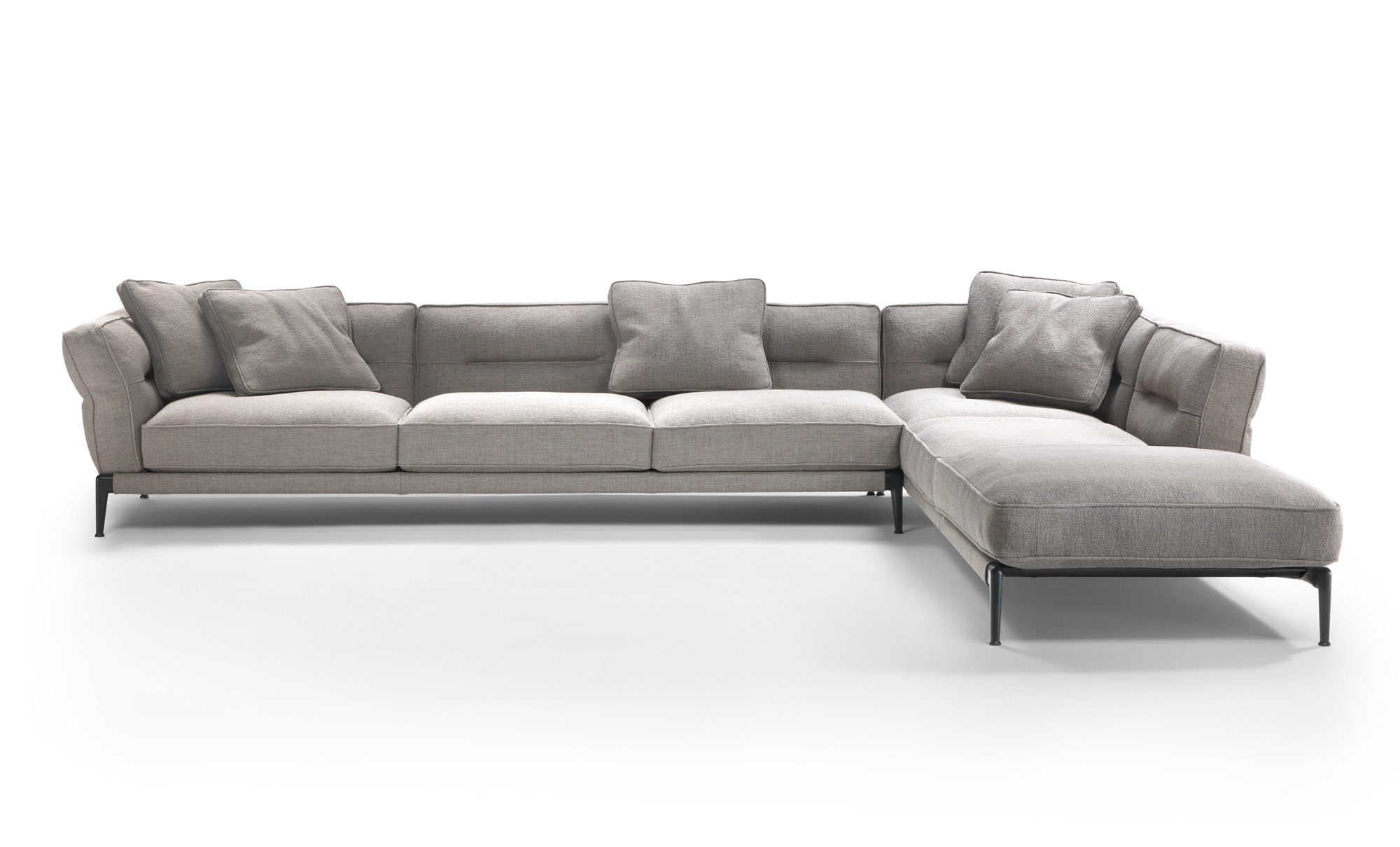 Modular Corner Sofas With 2018 Leather Sofas Fanuli Furniture Modular Corner Sofa Uk Nz And (View 16 of 20)