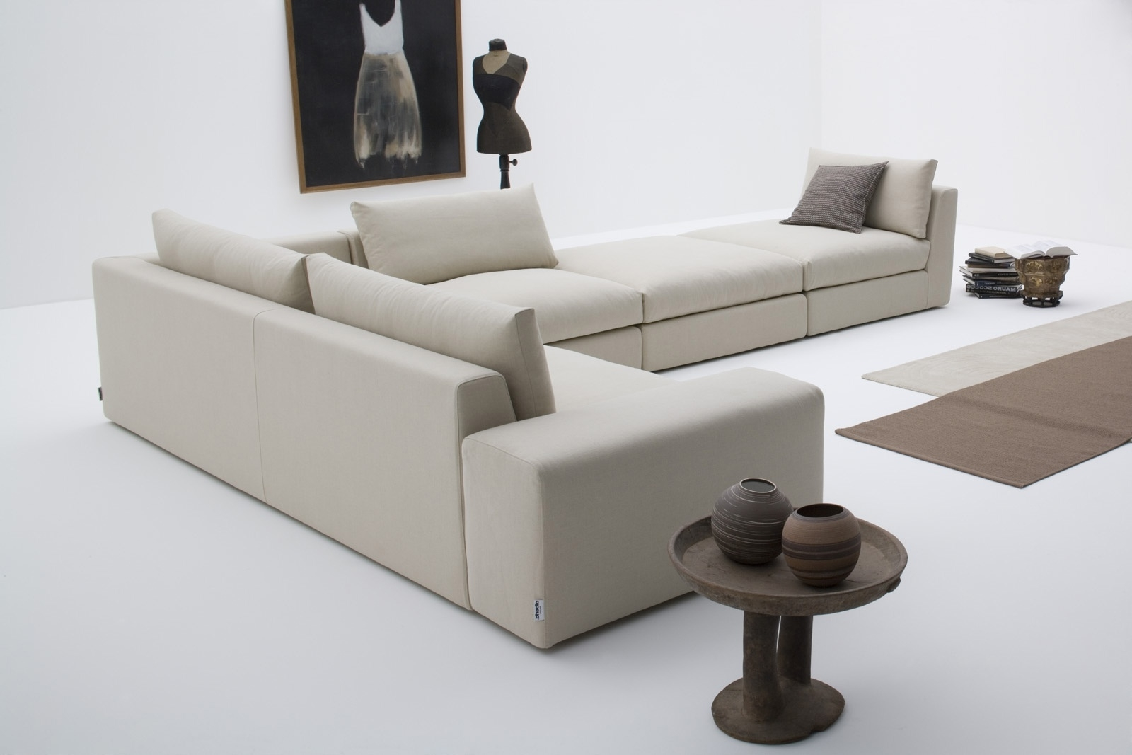 Modular Sofa Newport, Alberta Salotti – Luxury Furniture Mr Inside Latest Newport Sofas (View 10 of 20)