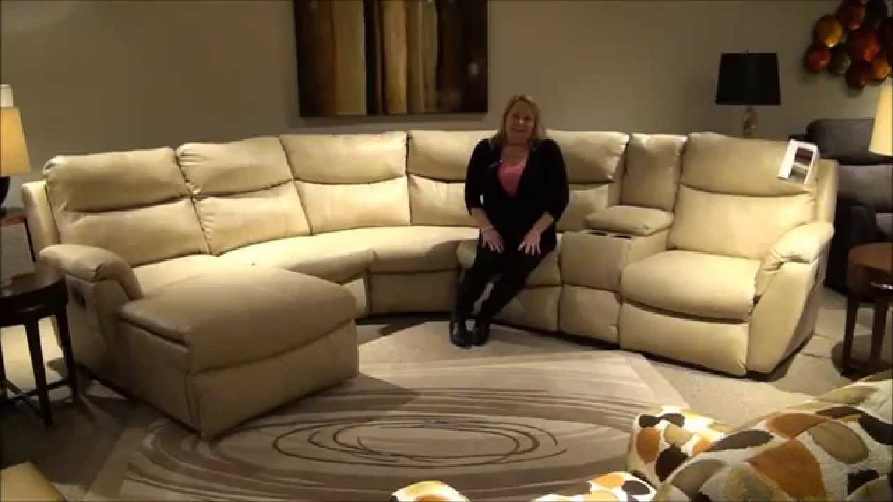 Monaco Reclining Sectionalsouthern Motion Furniture (View 9 of 20)