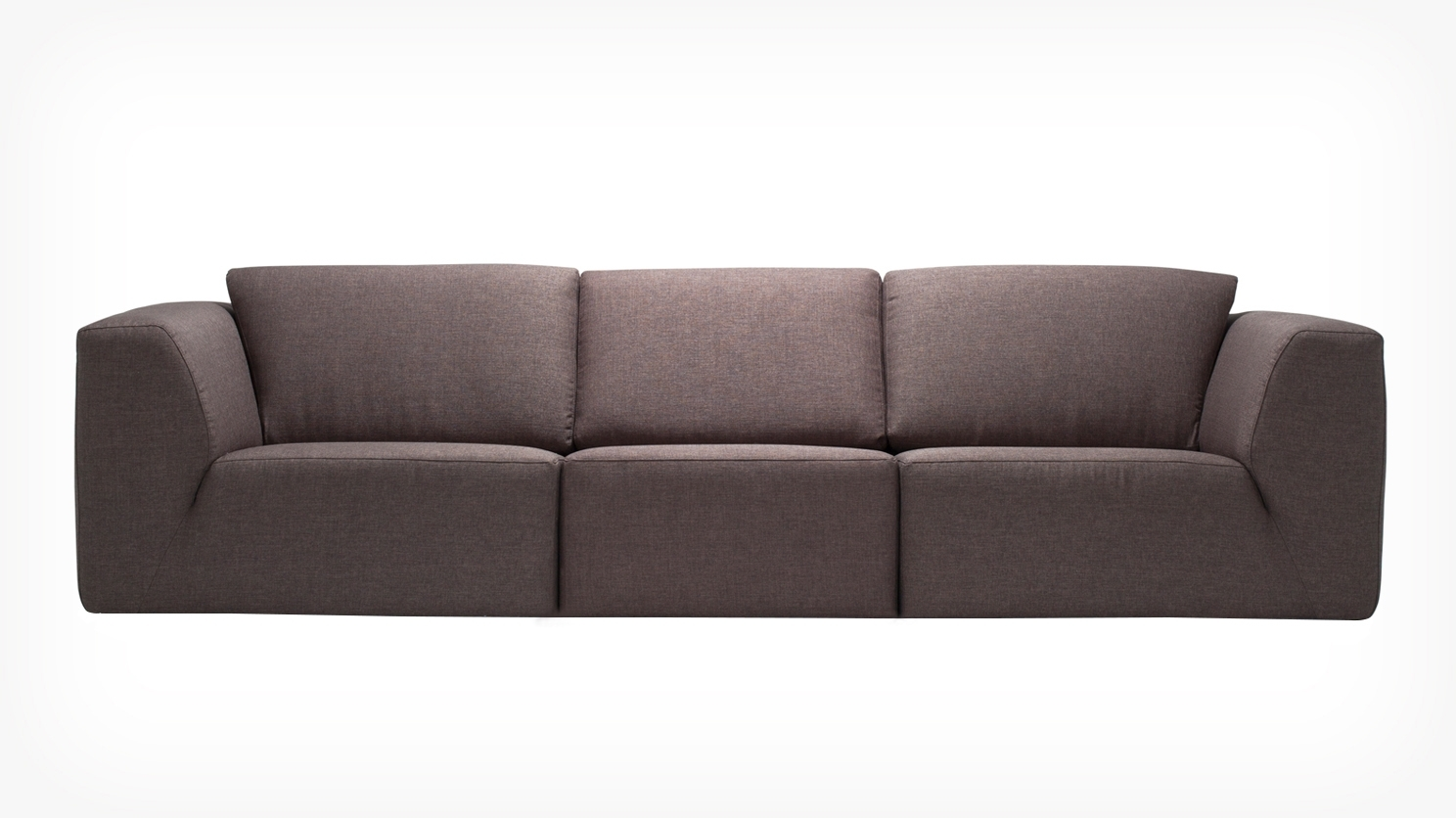 Morten 3 Piece Sectional Sofa – Fabric (View 5 of 20)