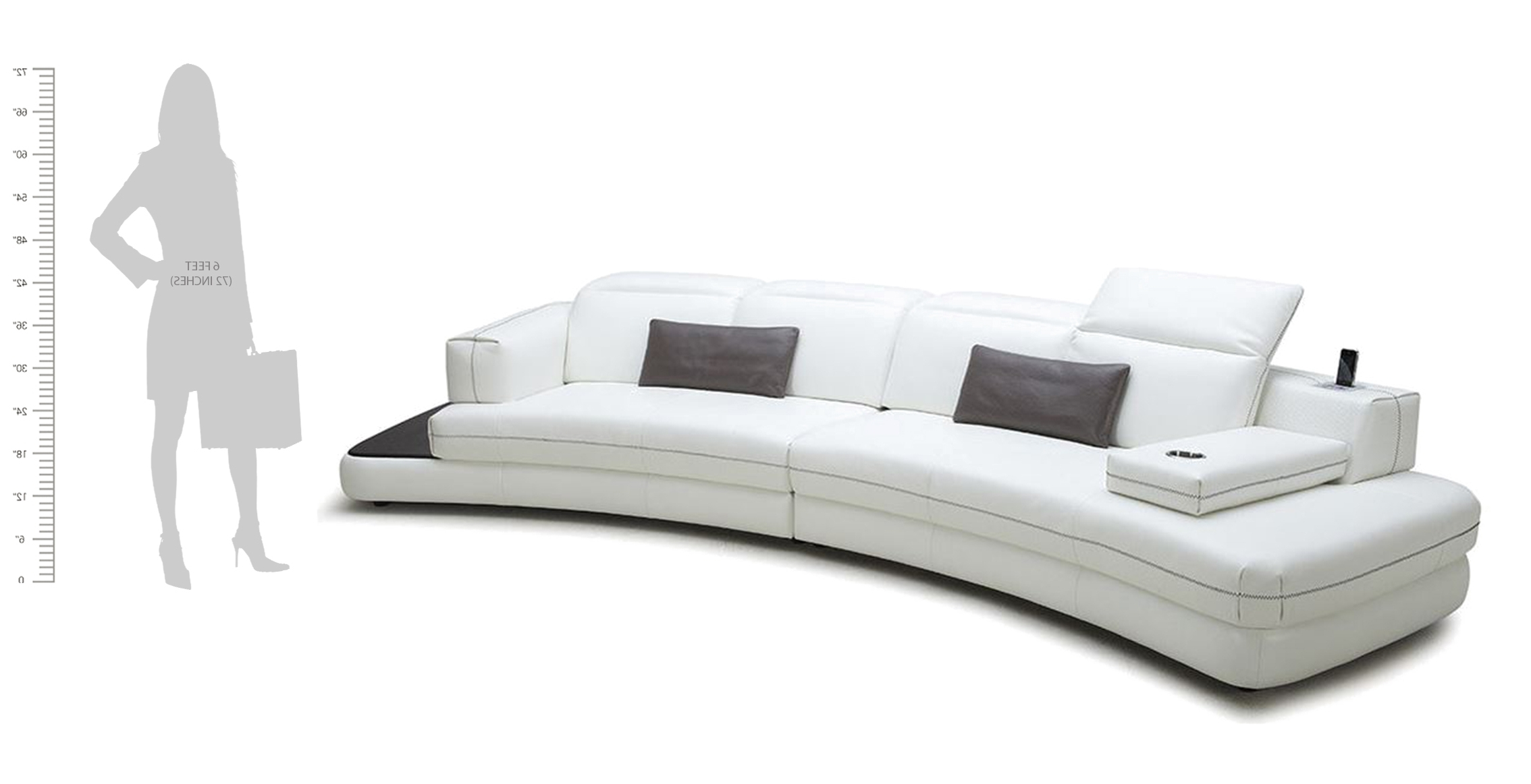 Most Current 4 Seat Leather Sofas For Sofas (View 13 of 20)