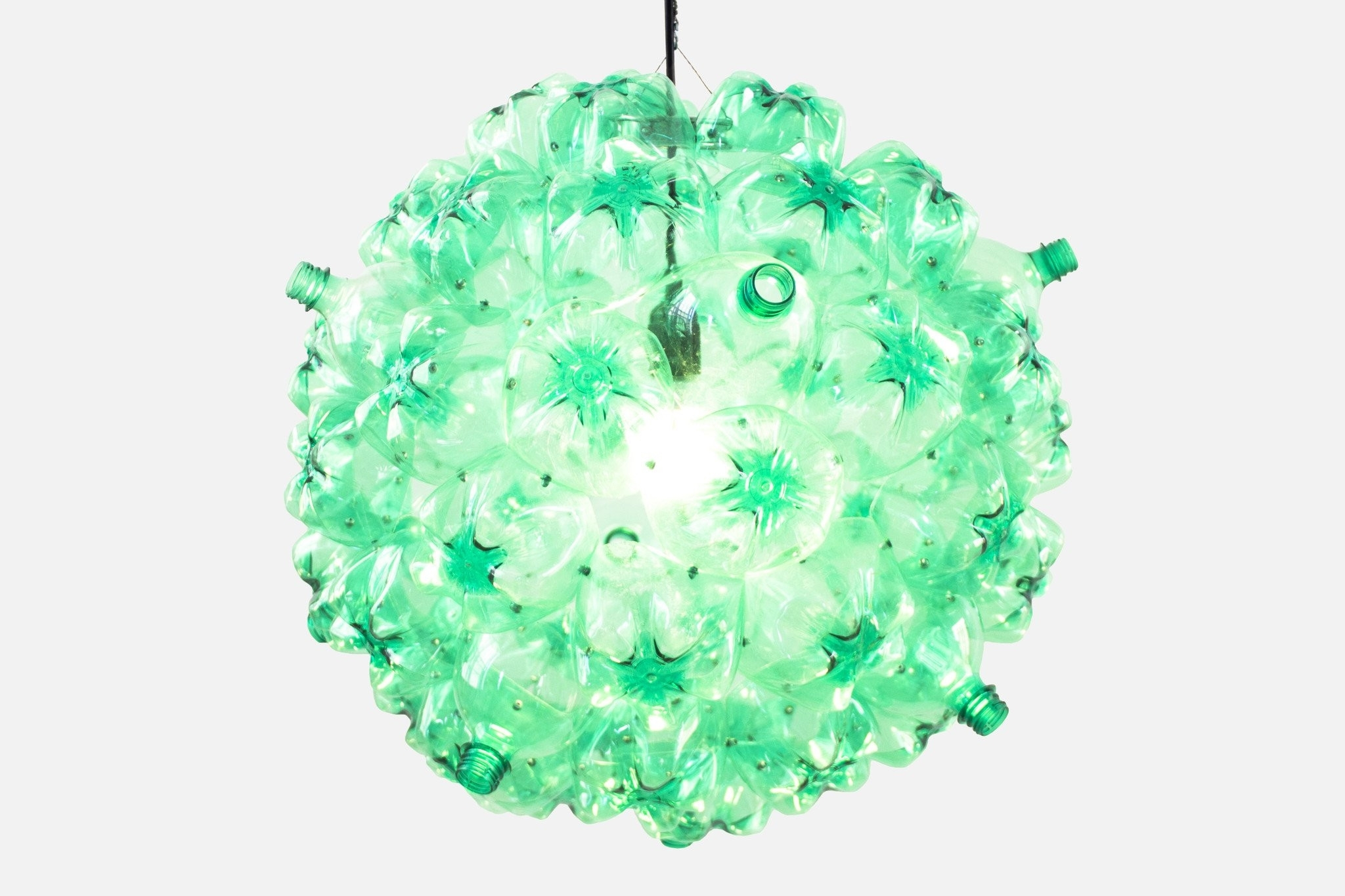 Most Current Chandeliers : Teal Chandelier Beautiful Kids Room Glamorous 4 Light With Turquoise Bubble Chandeliers (View 11 of 20)