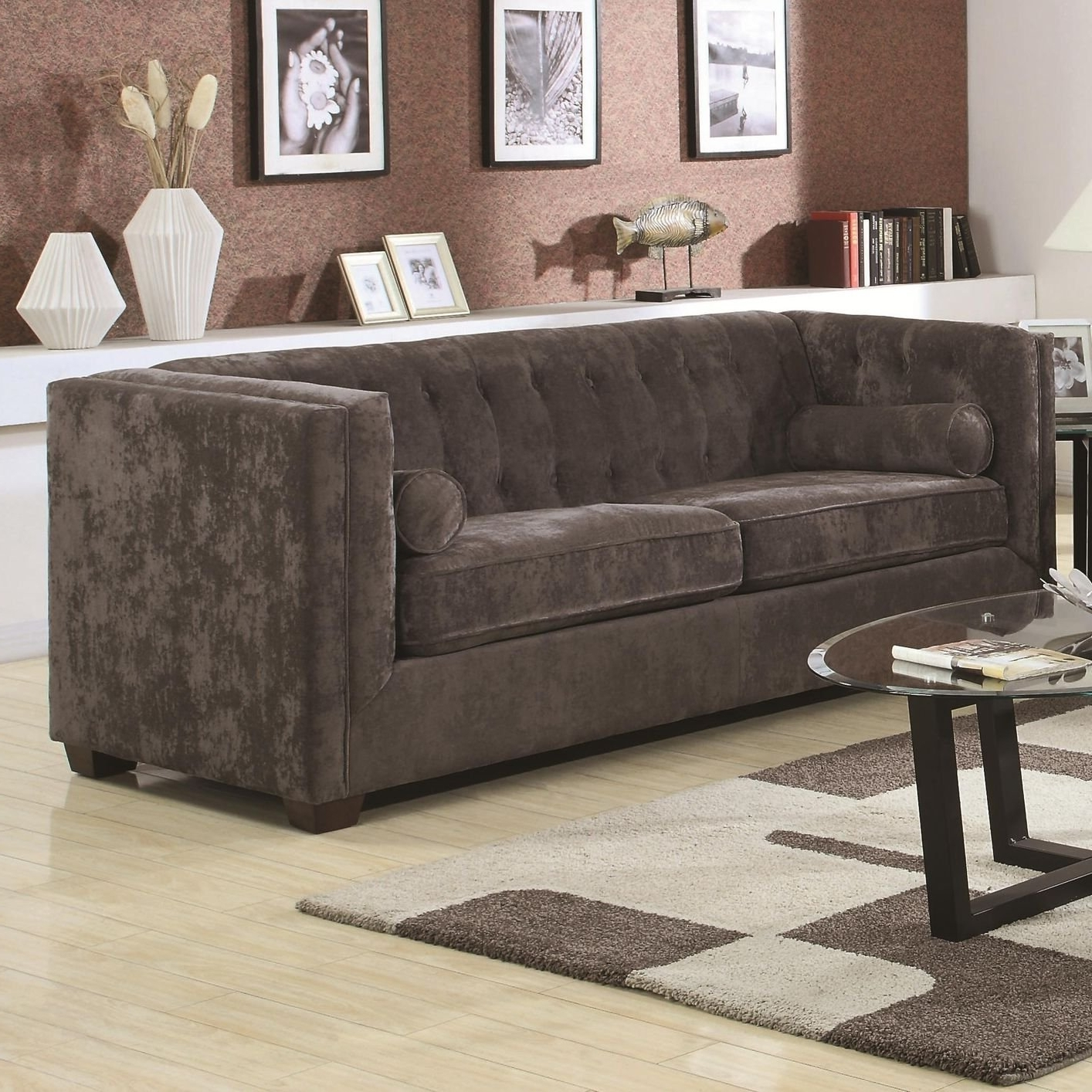 Most Current Dufresne Sectional Sofas Inside Furniture : Klaussner Alexis Sofa Sofa Set At Cheap Rate In (View 12 of 20)