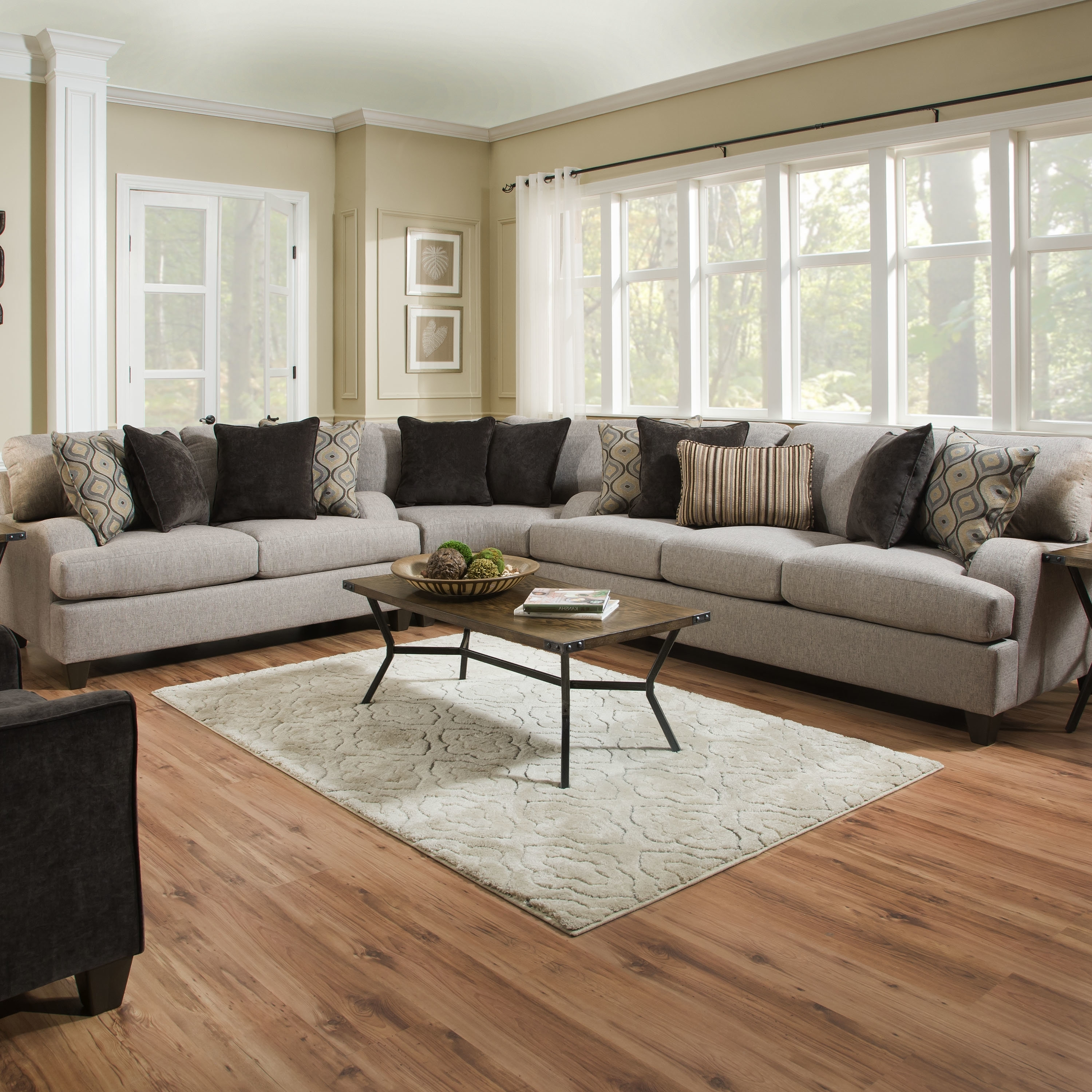 Most Current Extra Large Sectional Sofas (View 12 of 20)