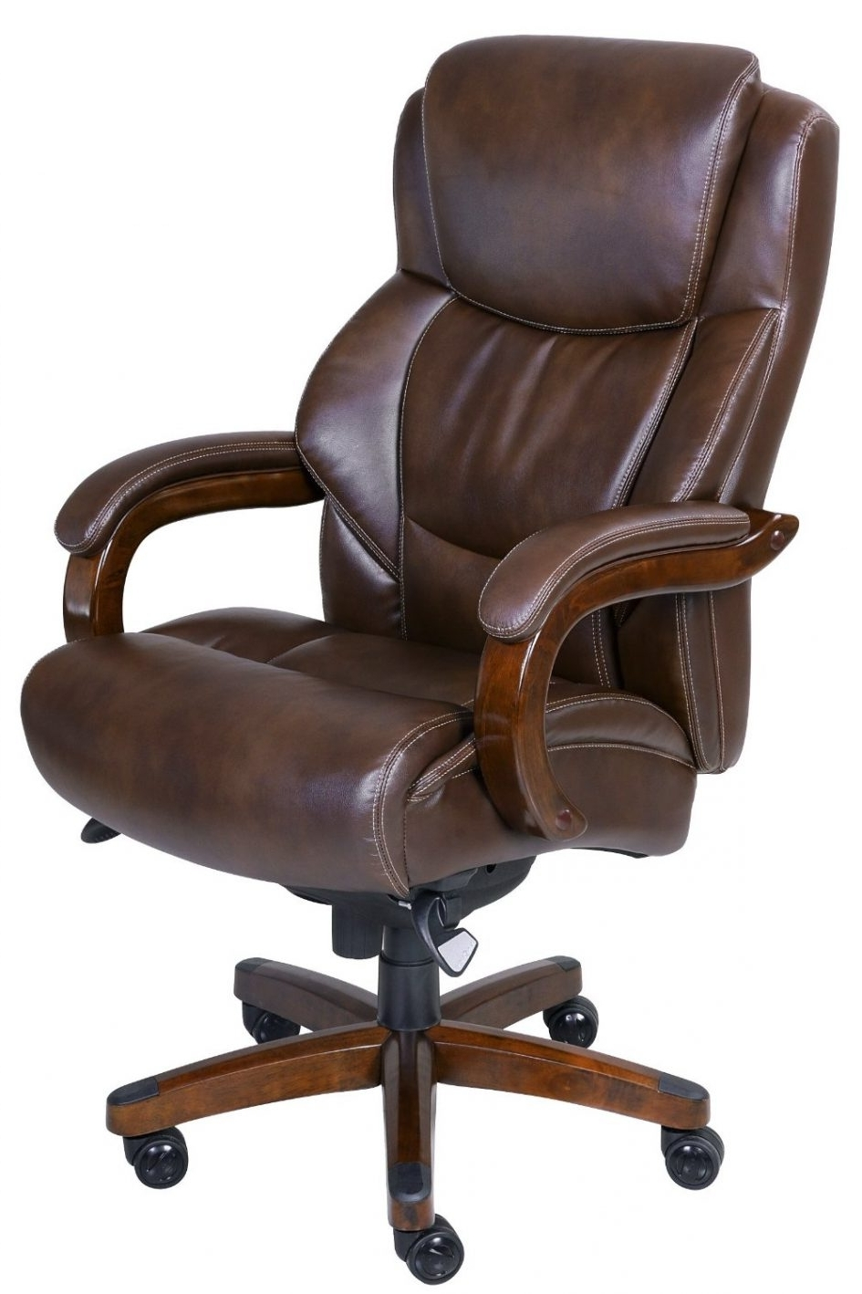 Most Current Genuine Leather Executive Office Chairs Regarding Ceo Chair White Swivel Desk Chair Cool Office Chairs Genuine (View 13 of 20)