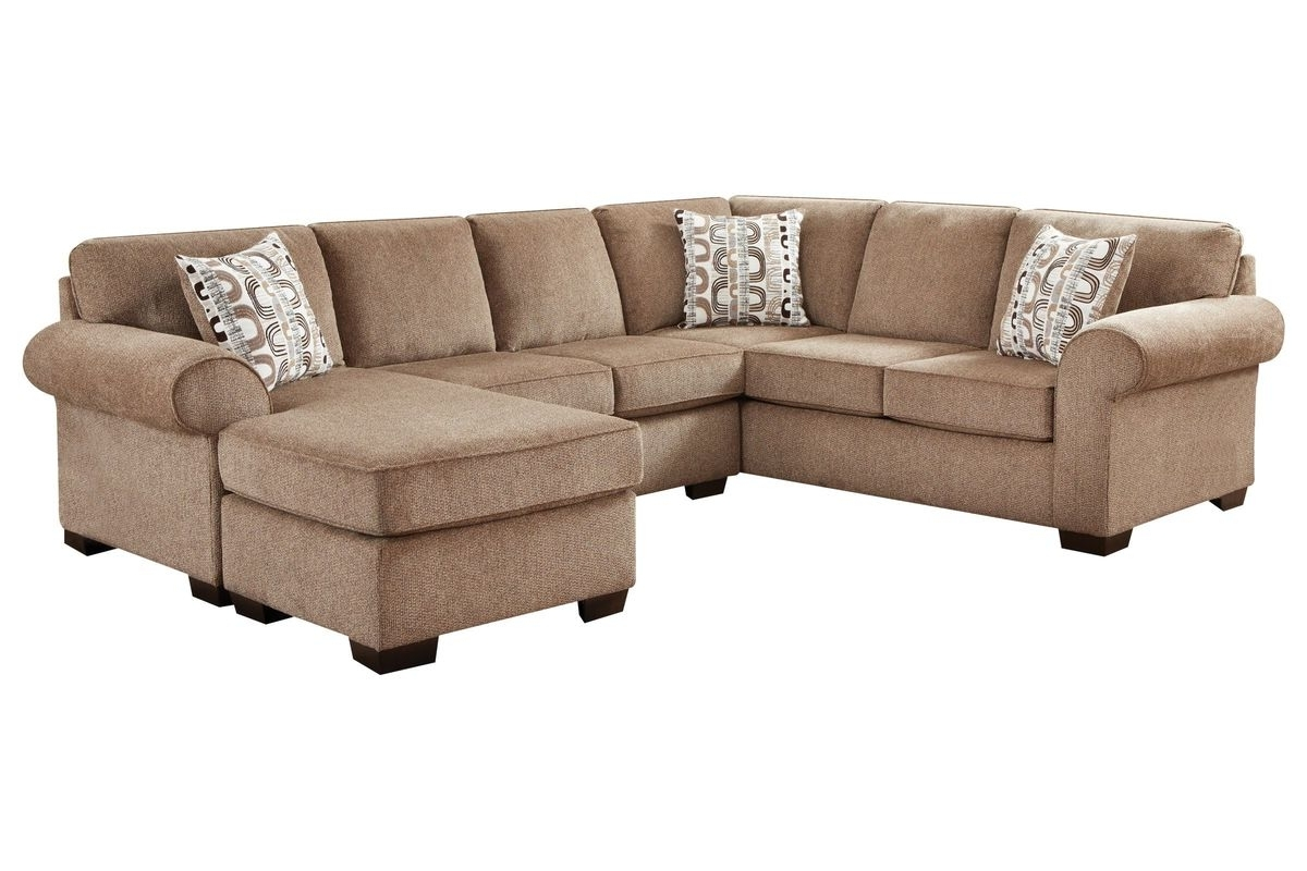 Most Current Jesse Sectional At Gardner White Regarding Gardner White Sectional Sofas (View 11 of 20)