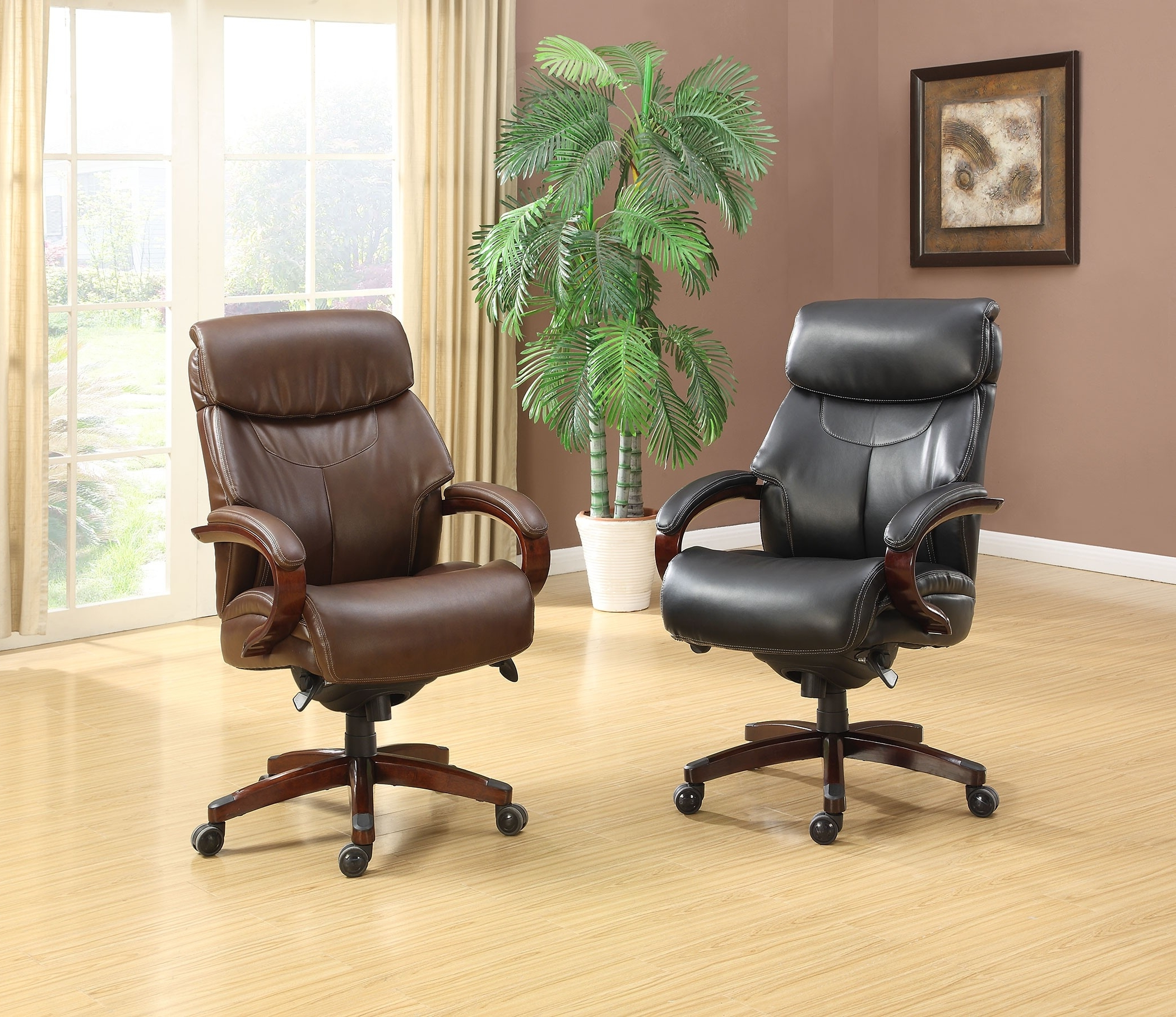 Most Current La Z Boy Executive Office Chairs Throughout True Innovations (View 15 of 20)