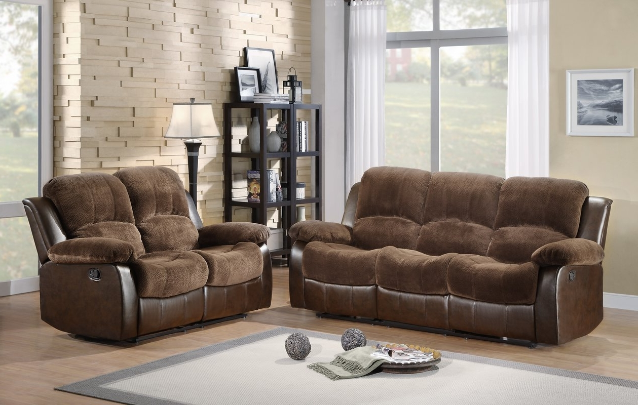 Most Current Latitude Run Wagnon Double Reclining Sofa & Reviews (View 15 of 20)