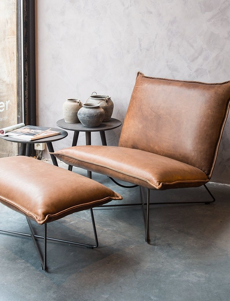 Most Current Lounge Sofas And Chairs For Amazing Leather Lounge Chaise Design (View 6 of 20)