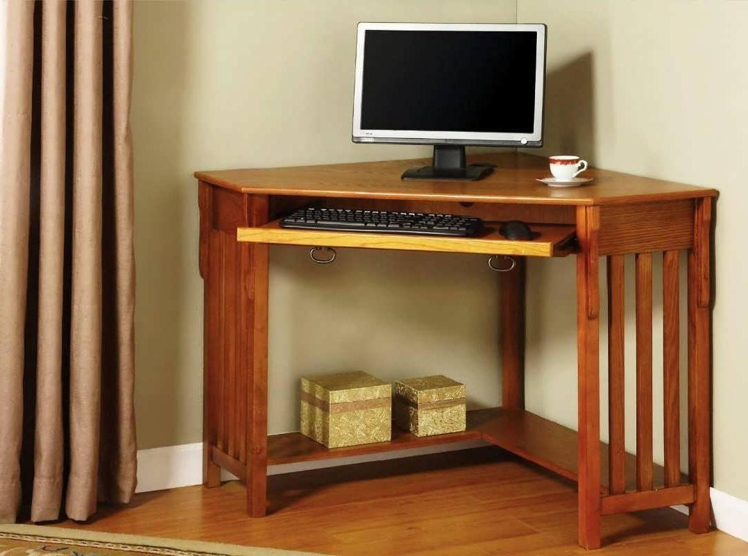 Most Current Office Desk : Corner Desk With Storage Corner Computer Desk Long Within Long Computer Desks (View 12 of 20)