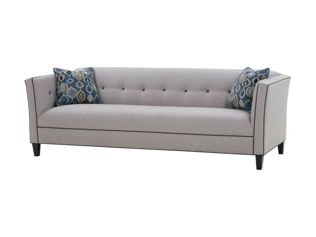 Most Current One Cushion Sofas (View 10 of 20)