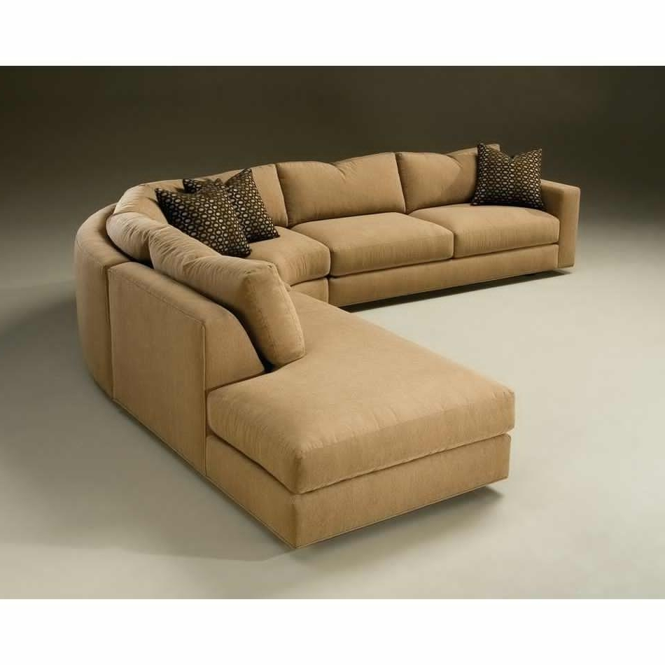 Most Current Sectional Sofa Design: Curved Sectional Sofas Sale Small Spaces Within Circular Sectional Sofas (View 9 of 20)