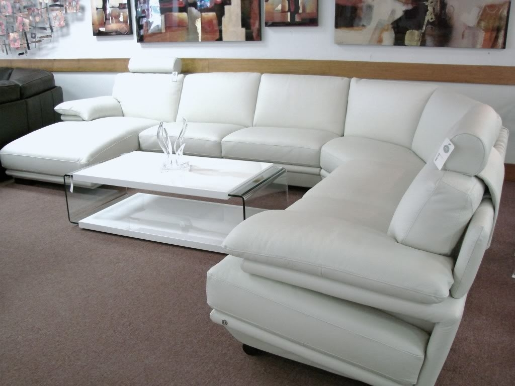 Most Current Sectional Sofas For Condos With Natuzzi Plaza Leather Sectional (View 11 of 20)