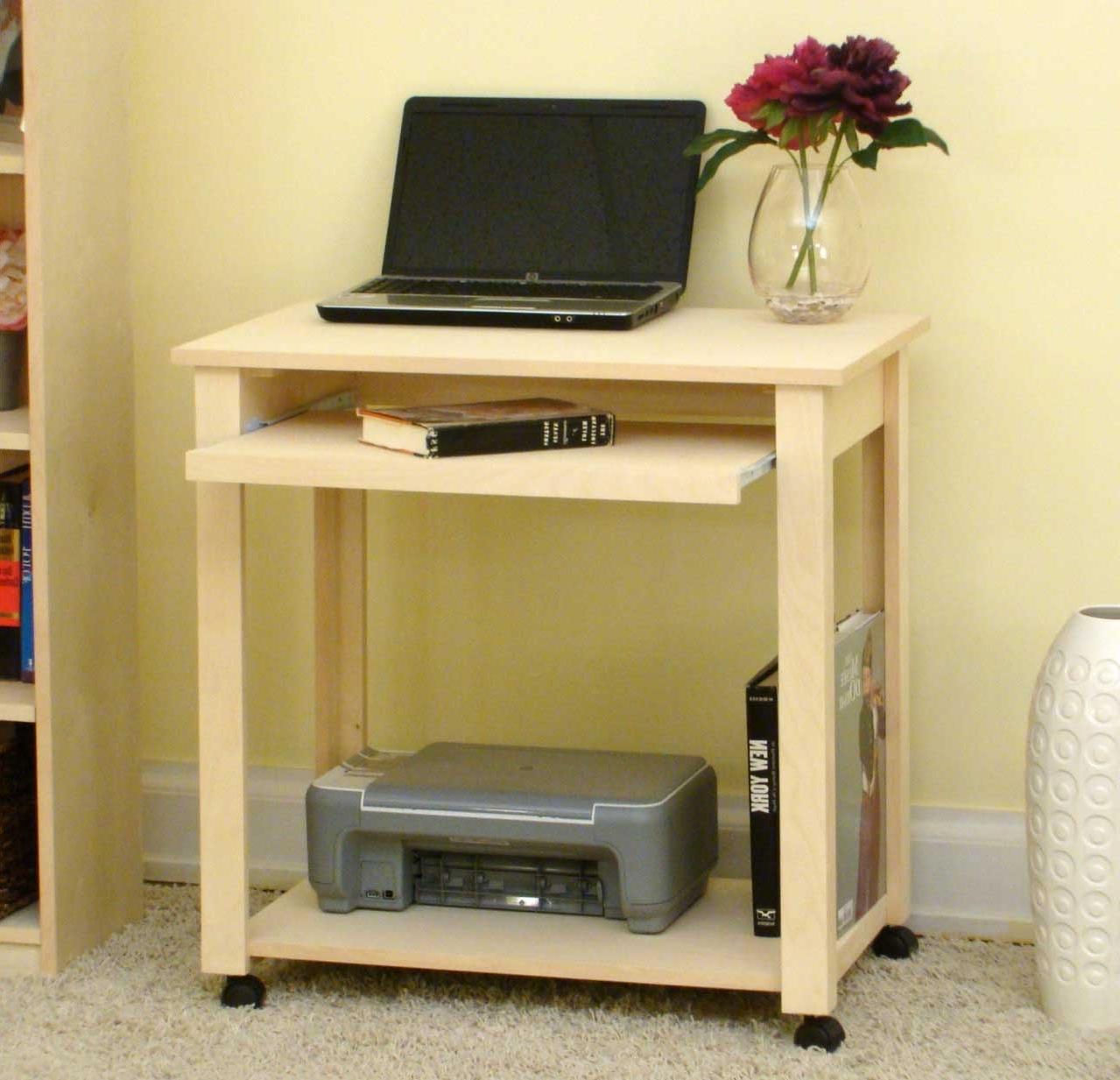 Most Current Stunning Compact Computer Desk Compact Computer Desk With Hutch Intended For Compact Computer Desks (View 10 of 20)