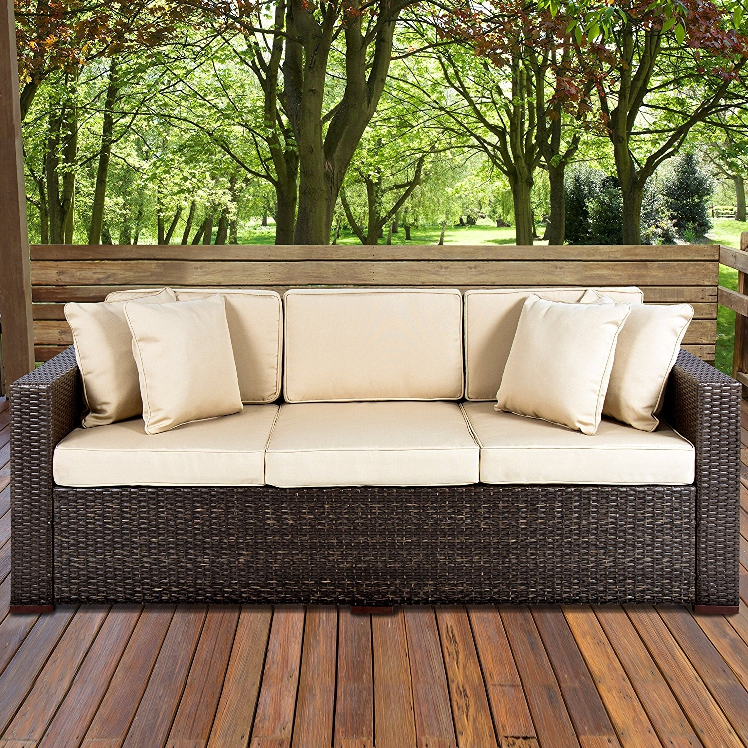 Most Current Vancouver Bc Canada Sectional Sofas Within Sofa : Patio Furniture White Wicker Outdoor Furniture Wicker (View 8 of 20)