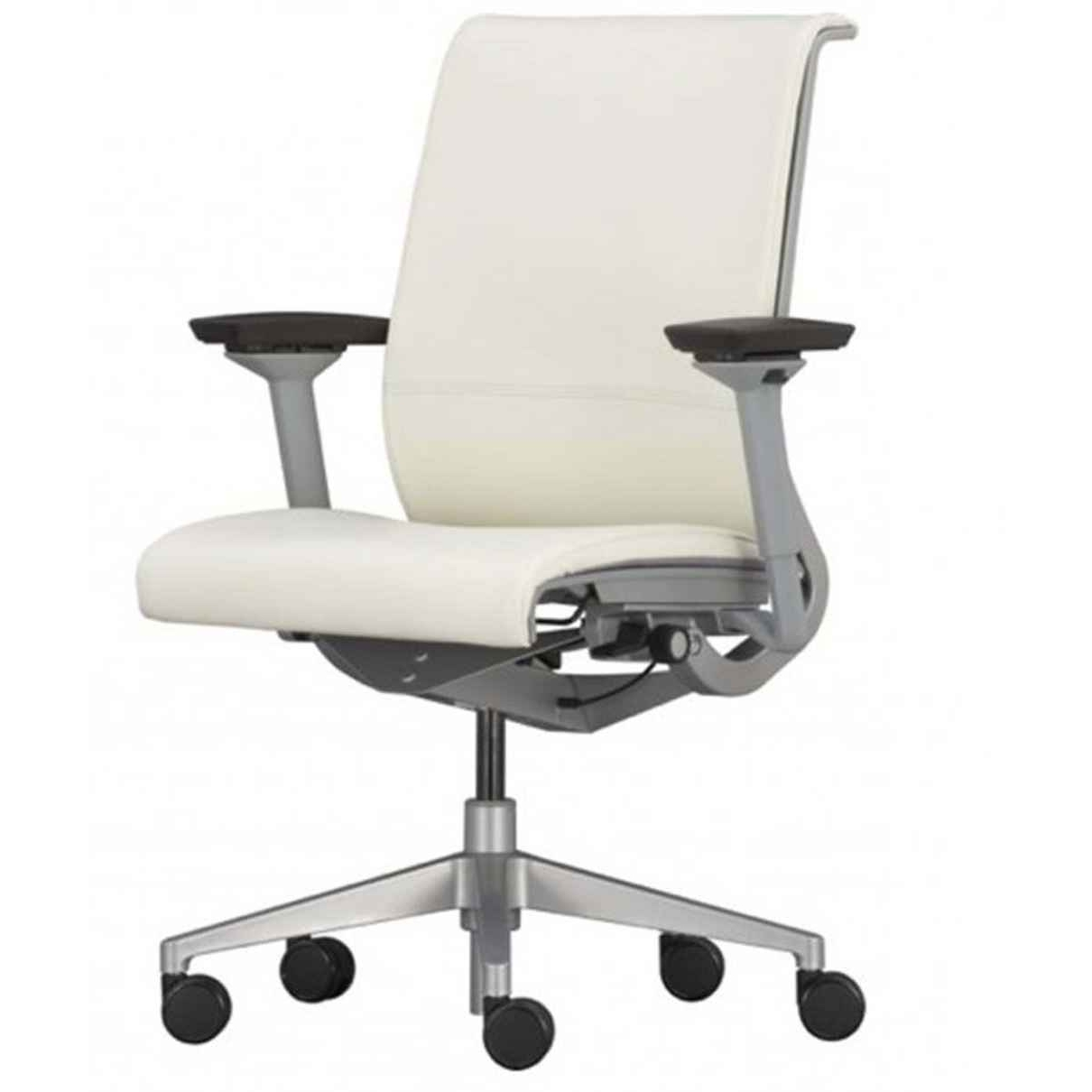Featured Photo of Ergonomic Ultra Modern White Executive Office Chairs