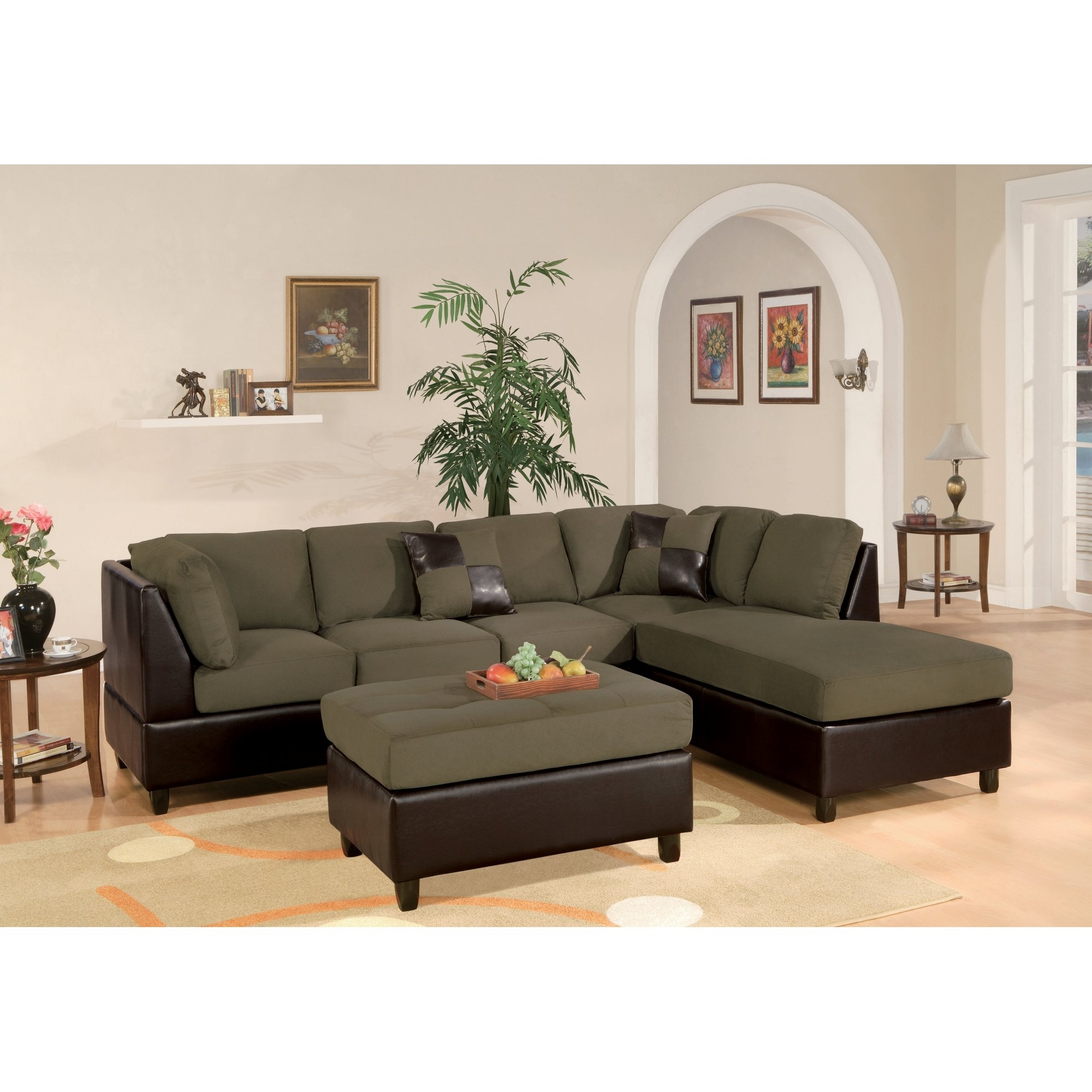 Most Popular 80x80 Sectional Sofas With Furniture : Best Sectional Couch 2015 Large Sectional Sofas Uk (View 7 of 20)