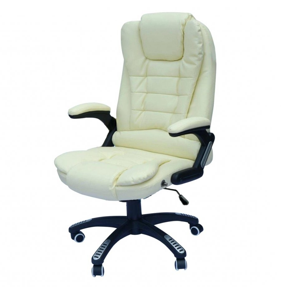 Most Popular Articles With Verona Cream Executive Leather Office Chairs Label Pertaining To Verona Cream Executive Leather Office Chairs (View 15 of 20)