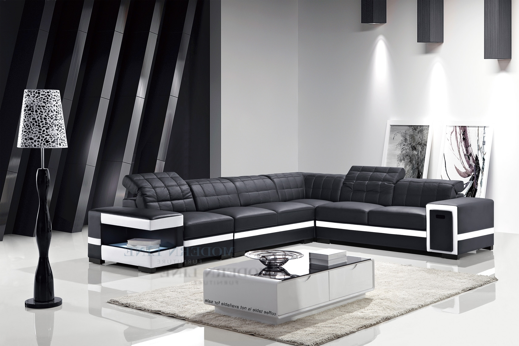 Most Popular Black And White Sofas For Ideal Black And White Sofa Set Learn All About Chinese Furniture (View 7 of 20)