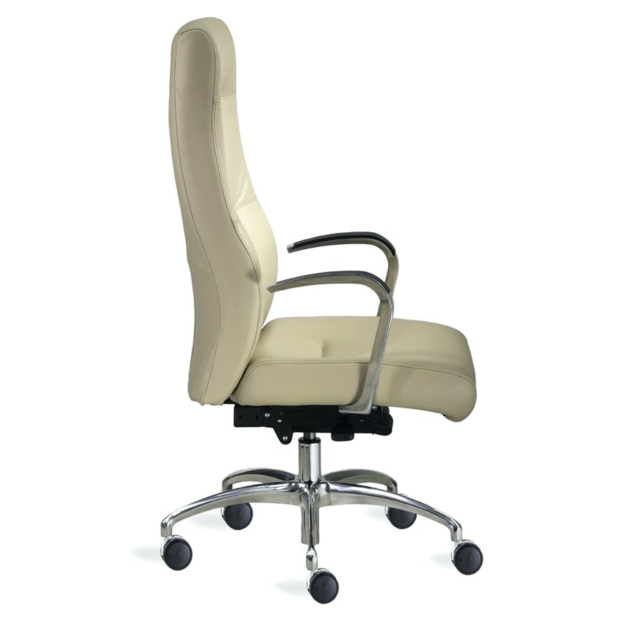 Most Popular Brettbussell. Office Chair Legs. Green Leather Office Chair (View 14 of 20)