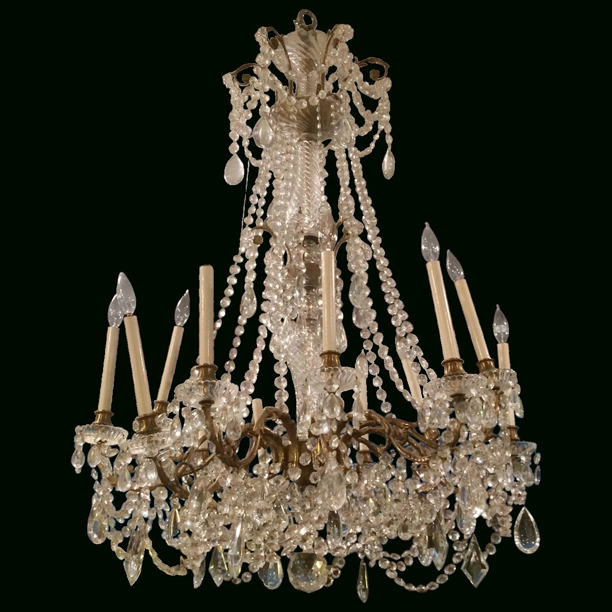 Most Popular Chandelier : Black Chandelier Vintage Brass Chandelier Bedroom Within Vintage French Chandeliers (View 13 of 20)