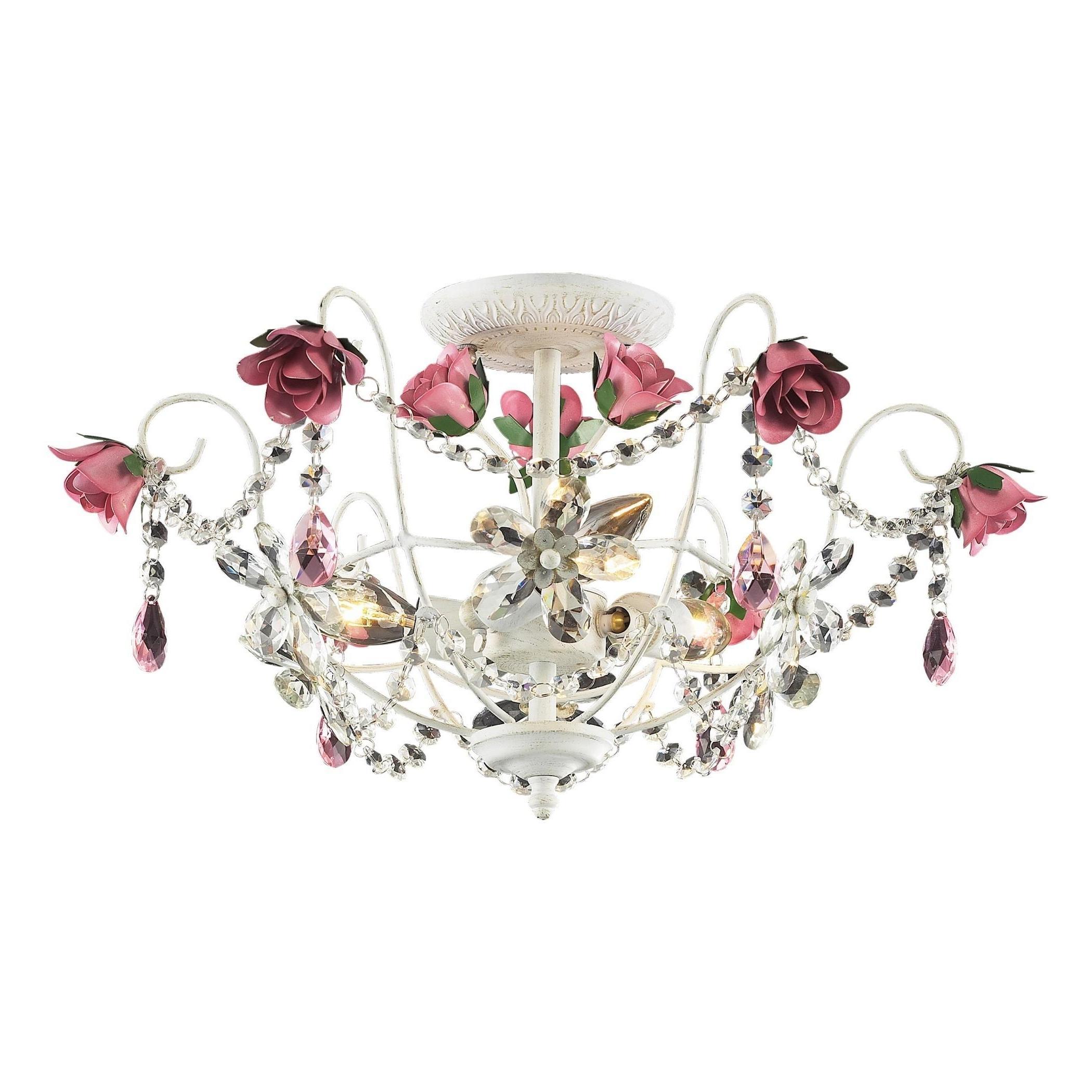 Most Popular Chandeliers : Shabby Chic Chandeliers Inspirational Chandeliers In Small Shabby Chic Chandelier (View 14 of 20)