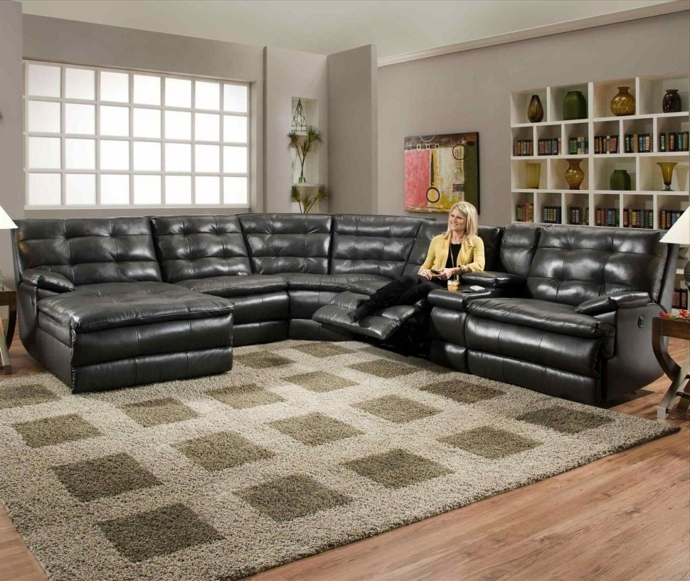 Most Popular Couch : Furniture Bad Boy Sectional Es Wrap Around Couch Furniture With Regard To Sectional Sofas At Bad Boy (View 7 of 20)