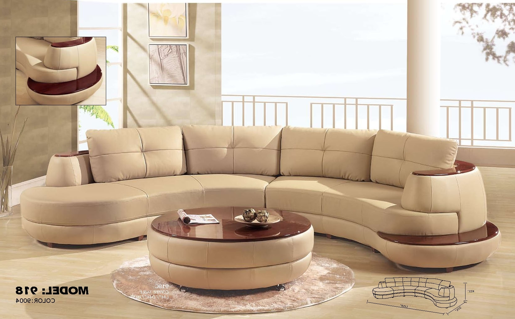 Most Popular Dallas Texas Sectional Sofas Within Fresh Circular Sectional Sofas 78 About Remodel Cream Colored (View 17 of 20)