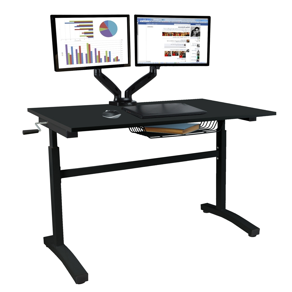 Most Popular Desks – Walmart Throughout Computer Desks At Walmart (View 5 of 20)