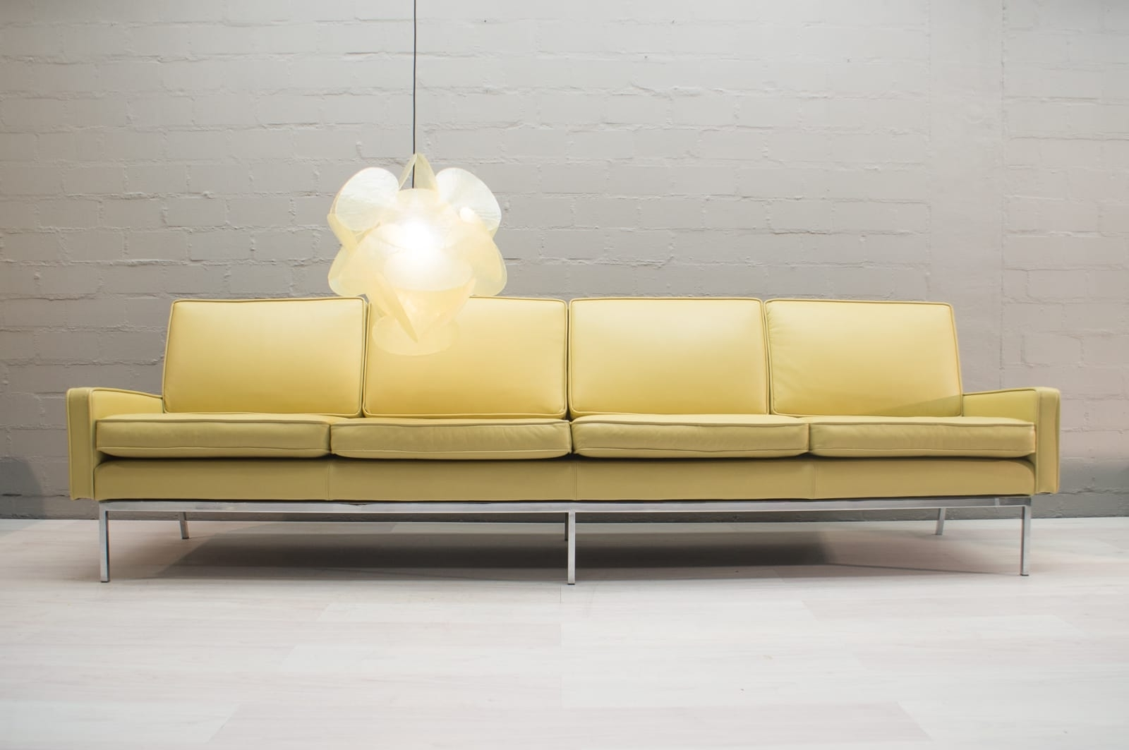 Most Popular Florence Large Sofas Regarding Large Seating Setflorence Knoll For Knoll International,  (View 14 of 20)