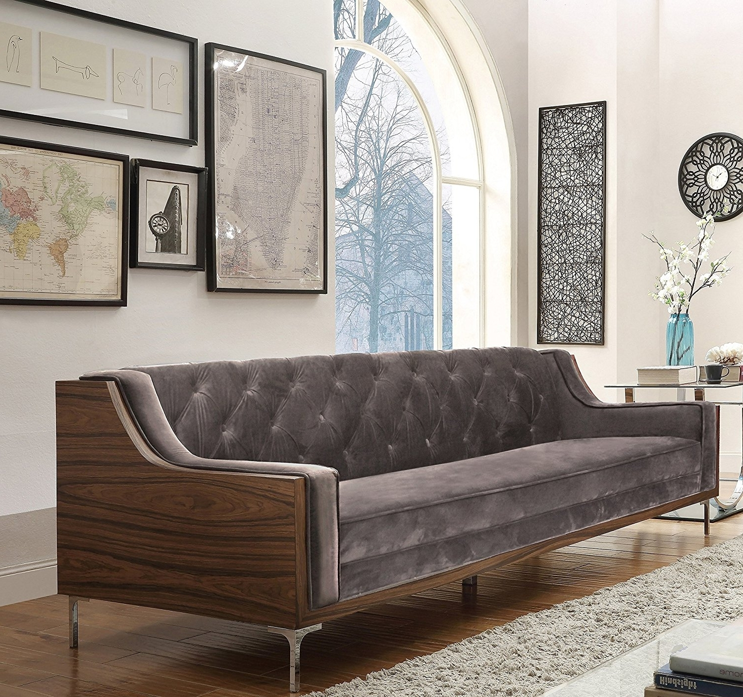 Most Popular Furniture : Purple Tufted Sofa For Sale Kijiji Peterborough Sofa Pertaining To Kijiji Ottawa Sectional Sofas (View 13 of 20)
