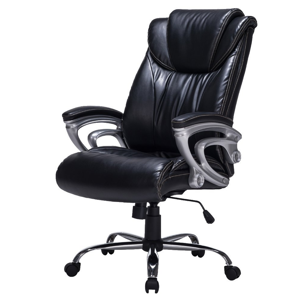 Most Popular Guide To Finding The Best Ergonomic Chairs – Home Or Office Use In Inside Black Executive Office Chairs With High Back (View 11 of 20)