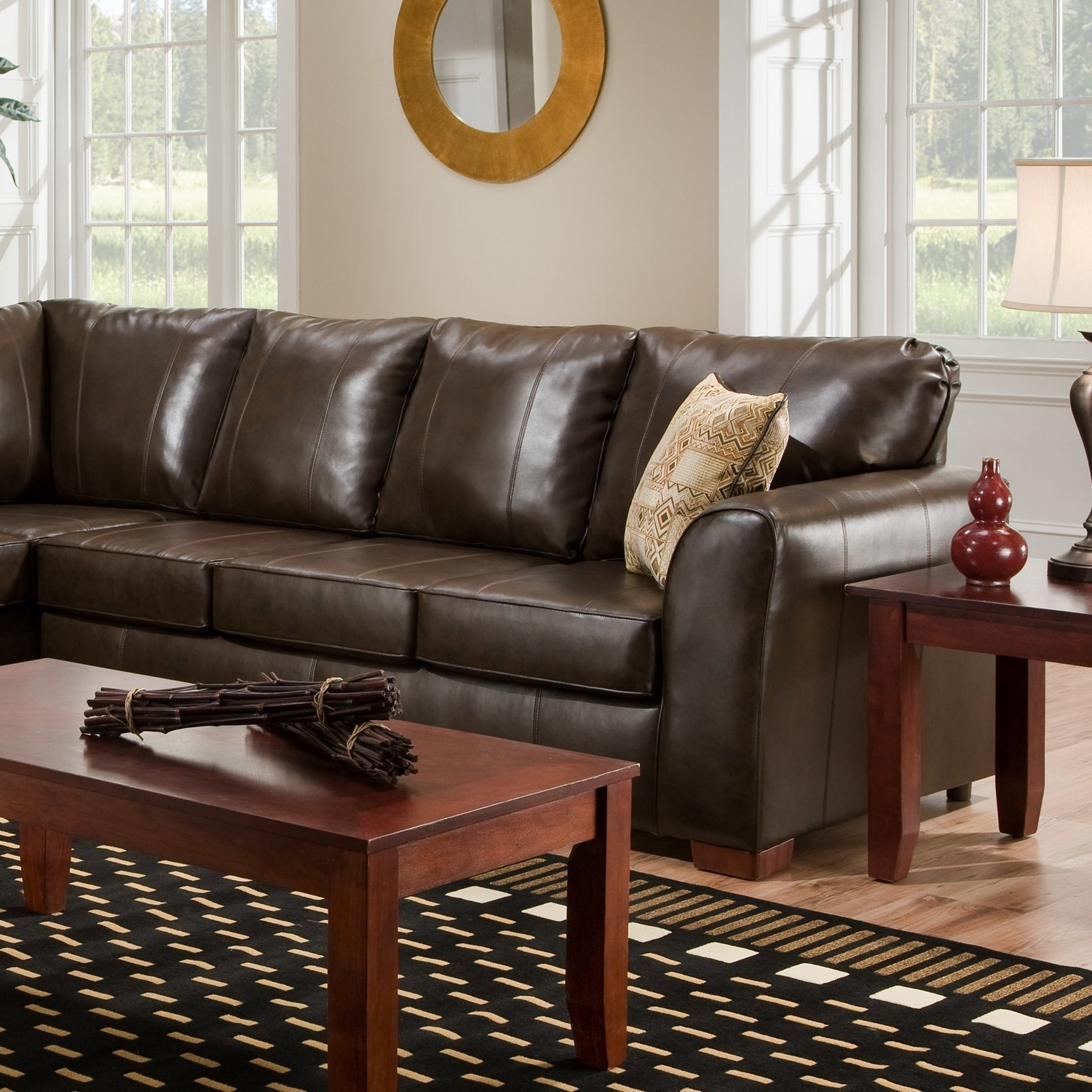 Most Popular Houzz Sectional Sofas Regarding Bedroom: Houzz Living Rooms With Cheap Sectional Couches (View 4 of 20)