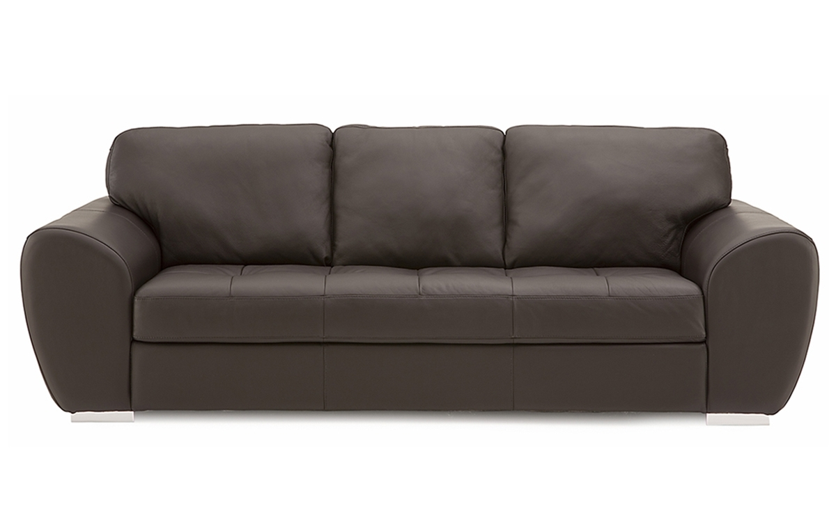 Most Popular Kelowna Sectional Sofas With Regard To Palliser Kelowna Leather Sofa (View 2 of 20)