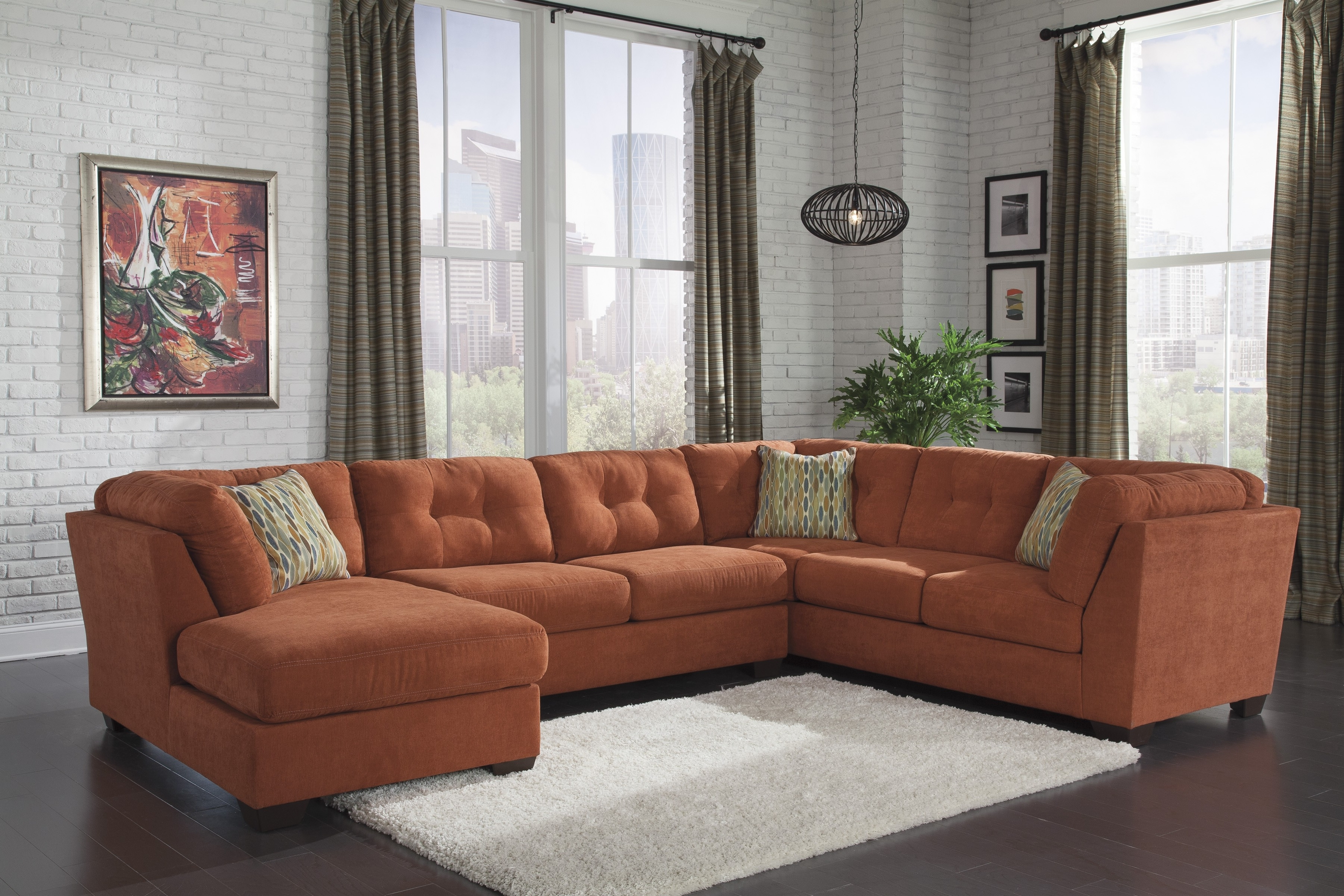 Most Popular Lazy Boy Sectional Sleeper Sofa – Home Design Ideas And Pictures With Regard To Johnny Janosik Sectional Sofas (View 17 of 20)
