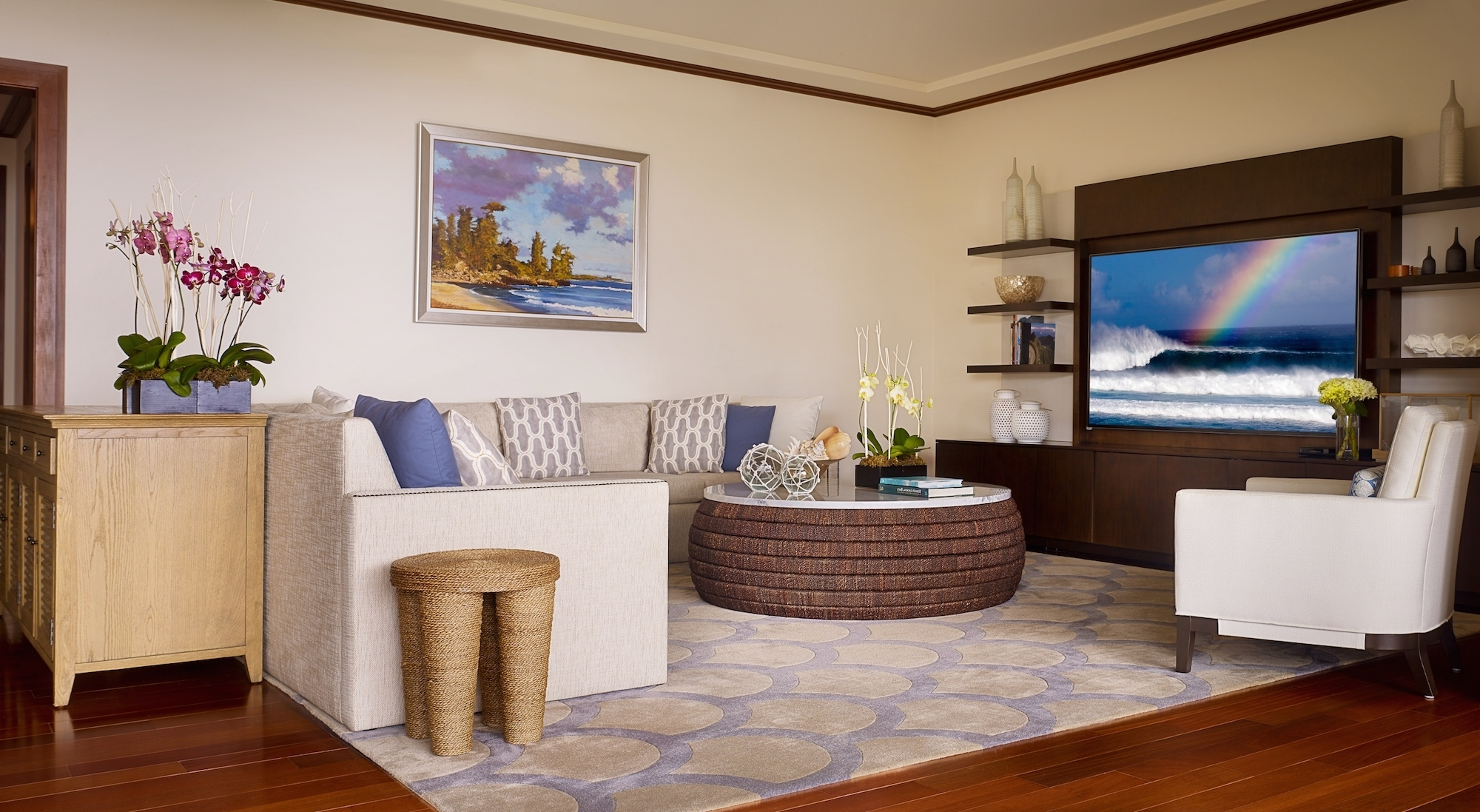 Most Popular Living Room Design Pictures Featuring Hawaiian Style Decor And Inside Hawaii Sectional Sofas (View 18 of 20)