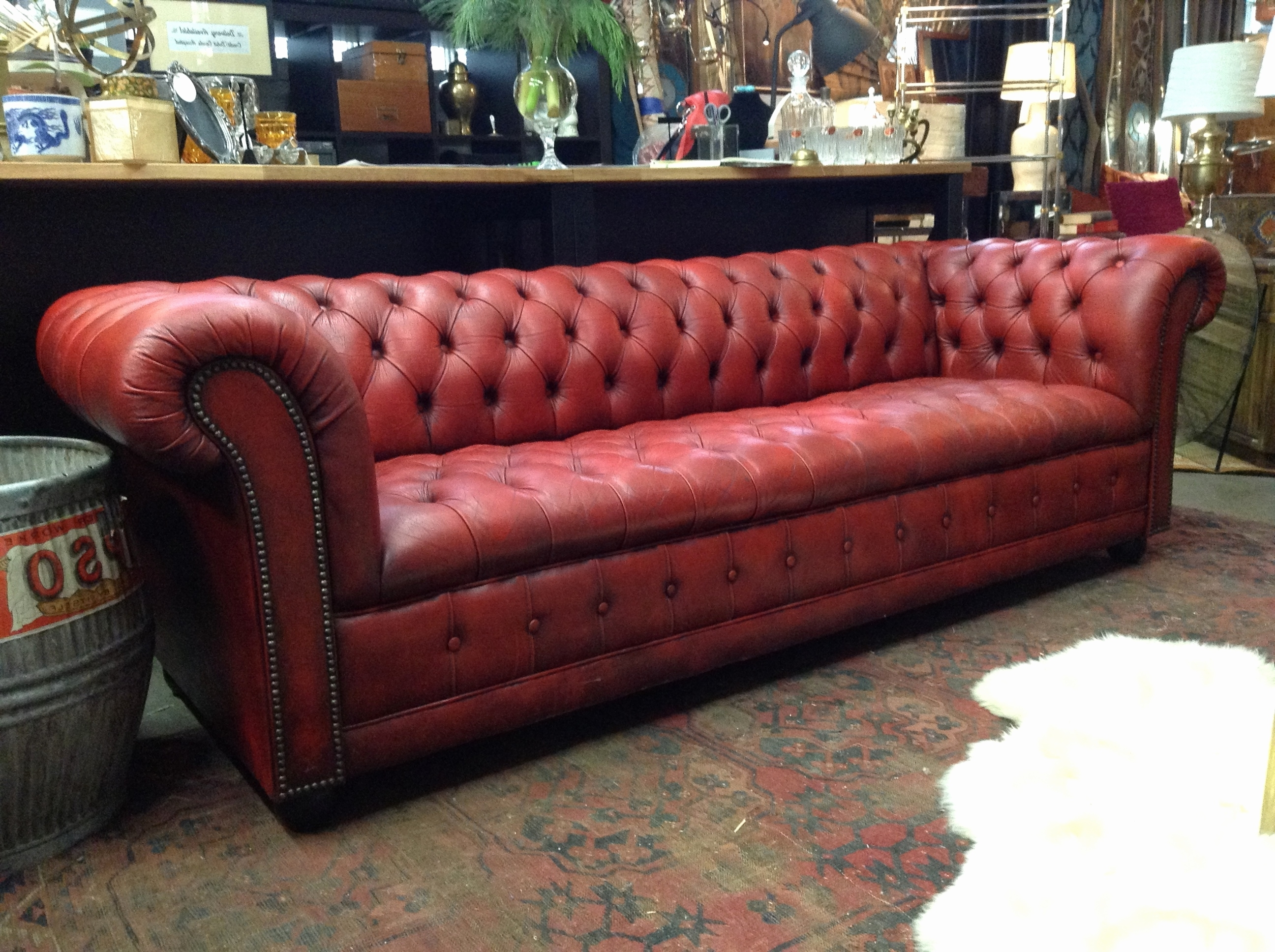 Bon Most Popular Red Leather Couches And Loveseats Within Fresh Luke Leather  Sofa 2018 U2013 Couches And