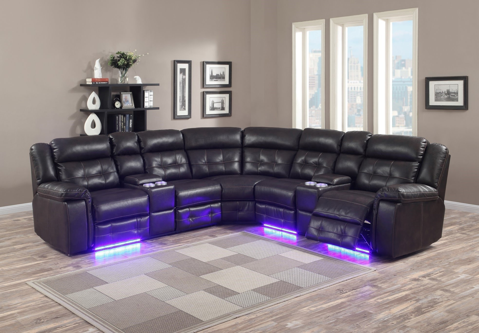 Most Popular Sectional Sofas At Brampton With Regard To Couch (View 10 of 20)