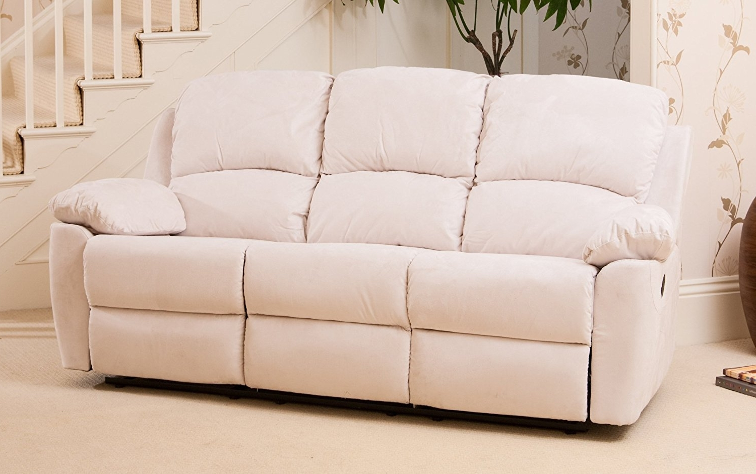 Most Popular Sectional Sofas At Sam's Club Throughout Sofa : Sam's Club Buck Fabric Reclining Sofa Corner Fabric (View 8 of 20)