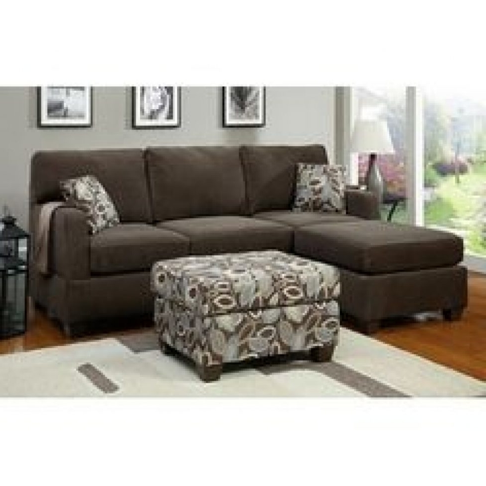 Most Popular Sectional Sofas: Smaller Sectional Type Sofa For Small Spaces Inside Sears Sectional Sofas (View 5 of 20)
