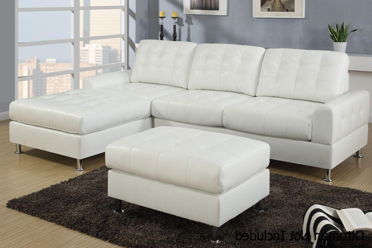 Most Popular Sectionals Ikea Sectional Couches Big Lots Simmons Bonded Leather Regarding Faux Leather Sectional Sofas (View 11 of 20)