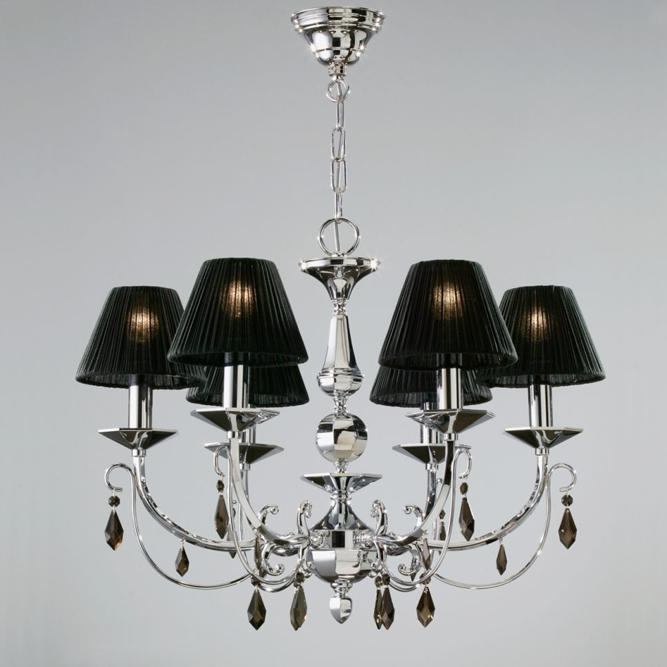 Most Popular Small Chandelier Lamp Shades Intended For Chandelier Lamp Shades Plus 5 Inch Lamp Shades Plus Small Clip On (View 4 of 20)