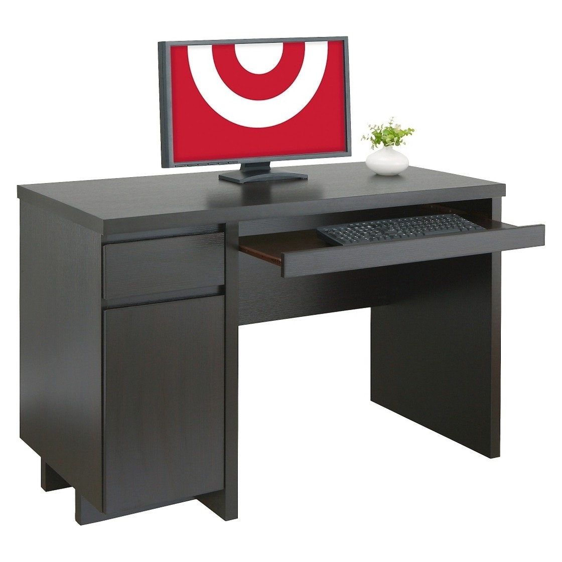 Most Popular Small Computer Desk Target The Best Desks Stories Foa Shocking Regarding Computer Desks Target (View 13 of 20)