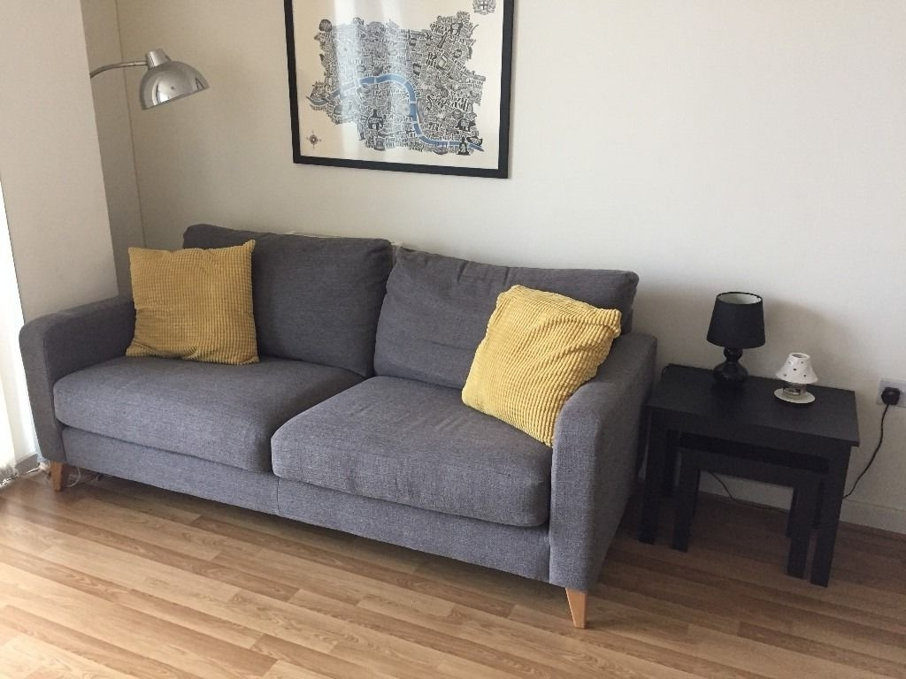 Most Popular Stratford Sofas Inside Marks & Spencer Grey Tromso Medium Sofa (View 8 of 20)