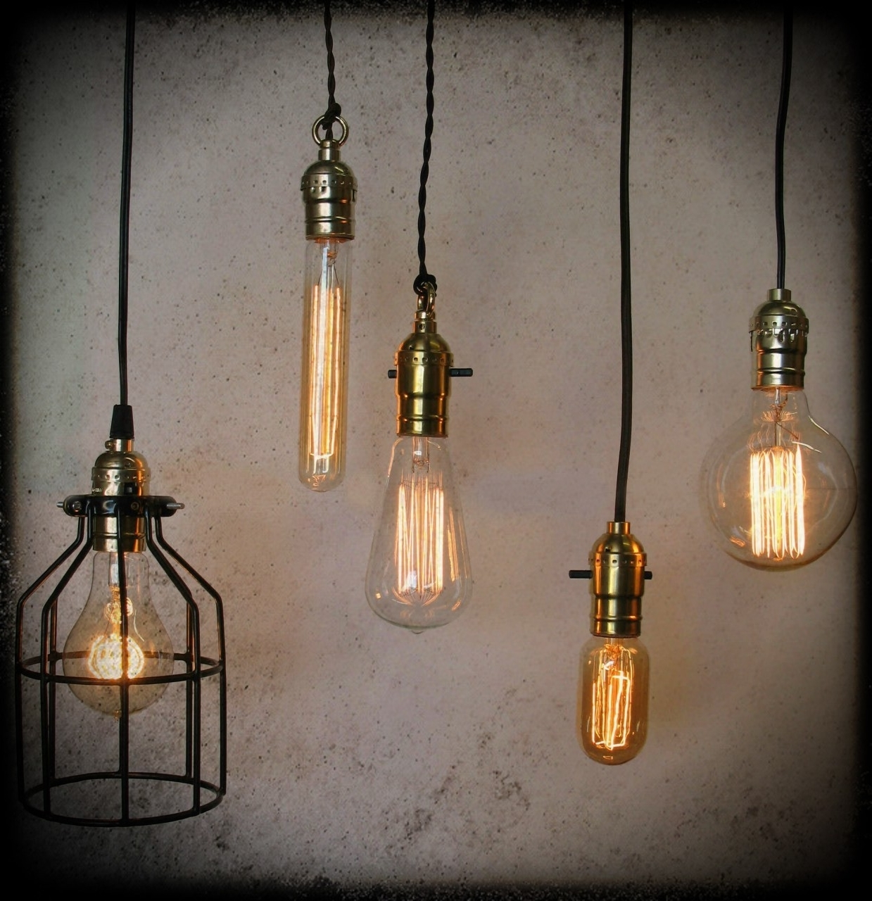 Most Popular Vintage Style Lighting Fixtures (View 6 of 20)